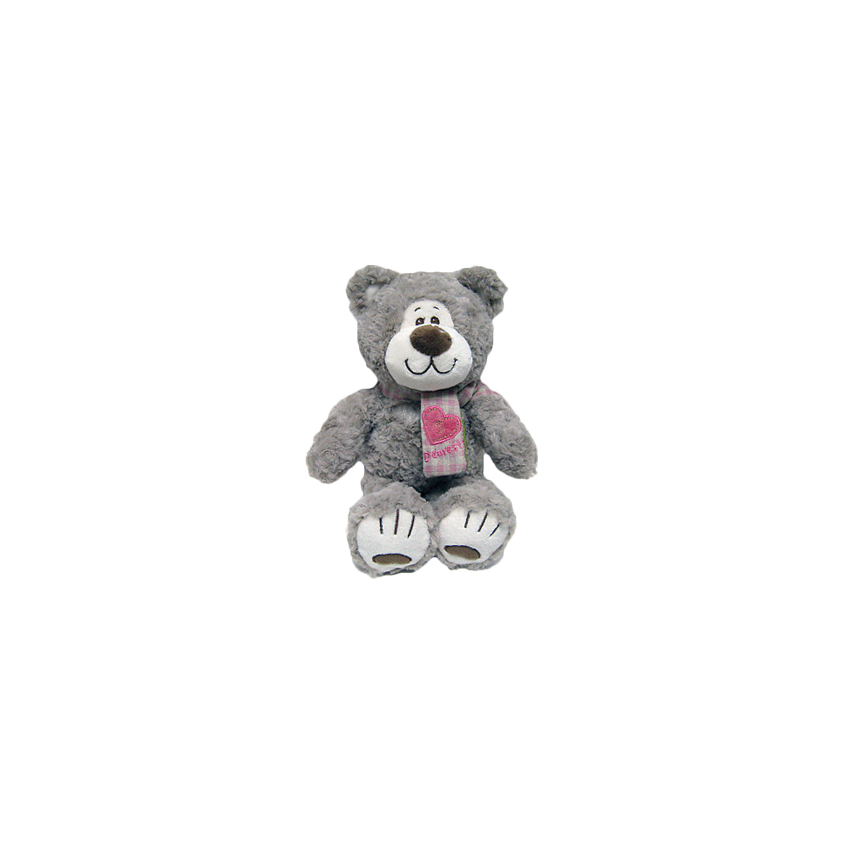 Мишка Митя с шарфом, серый, 20 см, Fluffy FamilyМягкие игрушки – фавориты среди девчачьих игрушек. Приятный материал и милая форма игрушки понравится всем девочкам, любящим игрушечных пушистиков. Медвежонок – классический вариант для подарка, когда хочется показать свою нежность, испытываемую к получателю. Для самых маленьких медвежонок станет отличным компаньоном для сна в обнимку и настоящим другом, которому можно доверить все секреты. Материалы, использованные при изготовлении товара, абсолютно безопасны и отвечают всем международным требованиям по качеству.<br><br>Дополнительные характеристики:<br><br>материал: искусственный мех;<br>цвет: серый;<br>габариты: 20 см.<br><br>Мишку «Митя с шарфом» от компании Fluffy Family можно приобрести в нашем магазине.<br><br>Ширина мм: 650<br>Глубина мм: 580<br>Высота мм: 450<br>Вес г: 111<br>Возраст от месяцев: 36<br>Возраст до месяцев: 96<br>Пол: Унисекс<br>Возраст: Детский<br>SKU: 5032479