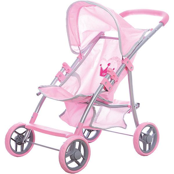 Коляска Корона с подставкой, 52*33,5*56 см, Mary PoppinsТранспорт и коляски для кукол<br>У каждой девочки с детства есть кумир. Чаще всего они хотят быть похожими на своих мам. Что видит малышка, когда смотрит на своего самого родного человека? Прекрасную женщину с коляской. Ребенку тоже хочется быть мамой. Поэтому куклы – любимая игрушка всех девочек. А кукольная коляска – прекрасный атрибут для игры в дочки – матери. Коляска удобна, компактна и имеет отличный дизайн. Материалы, использованные при изготовлении товара, абсолютно безопасны и отвечают всем международным требованиям по качеству.<br><br>Дополнительные характеристики:<br><br>материал: пластик, металл, текстиль;<br>цвет: разноцветный;<br>габариты: 52*33,5*56 см<br><br>Коляску Корона с подставкой от компании Mary Poppins можно приобрести в нашем магазине.<br><br>Ширина мм: 575<br>Глубина мм: 510<br>Высота мм: 380<br>Вес г: 1800<br>Возраст от месяцев: 36<br>Возраст до месяцев: 96<br>Пол: Женский<br>Возраст: Детский<br>SKU: 5032508