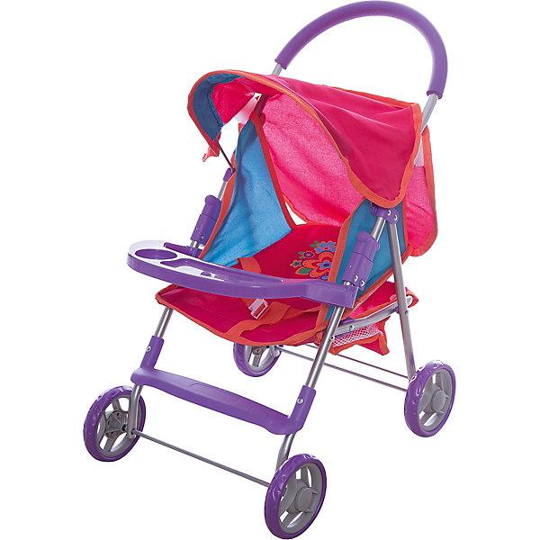 Коляска Цветочек, 50*32,5*57 см, Mary PoppinsТранспорт и коляски для кукол<br>Характеристики:<br><br>• возраст: от 3 лет;<br>• материал: текстиль, пластмасса, металл;<br>• размер коляски: 50х32,5х57 см;<br>• размер упаковки: 29х50х17 см;<br>• страна производитель: Китай.<br><br>Коляска Mary Poppins «Цветочек» создана для сюжетных игр с куклами. Конструкция коляски наиболее удобна для использования ребенком. Складной корпус выполнен из облегченного металла, остальные элементы пластиковые.<br><br>Небольшой вес игрушки и устойчивые колеса позволяют обходить препятствия на дороге. Имеются ремень безопасности и корзинка для вещей, где девочка сможет перевозить свои игрушки. Также предусмотрена ступенька для ног, регулируемый козырек и столик.<br><br>Коляску «Цветочек», 50х32,5х57 см, Mary Poppins можно купить в нашем интернет-магазине.<br>Ширина мм: 620; Глубина мм: 470; Высота мм: 310; Вес г: 1750; Возраст от месяцев: 36; Возраст до месяцев: 96; Пол: Женский; Возраст: Детский; SKU: 5032512;