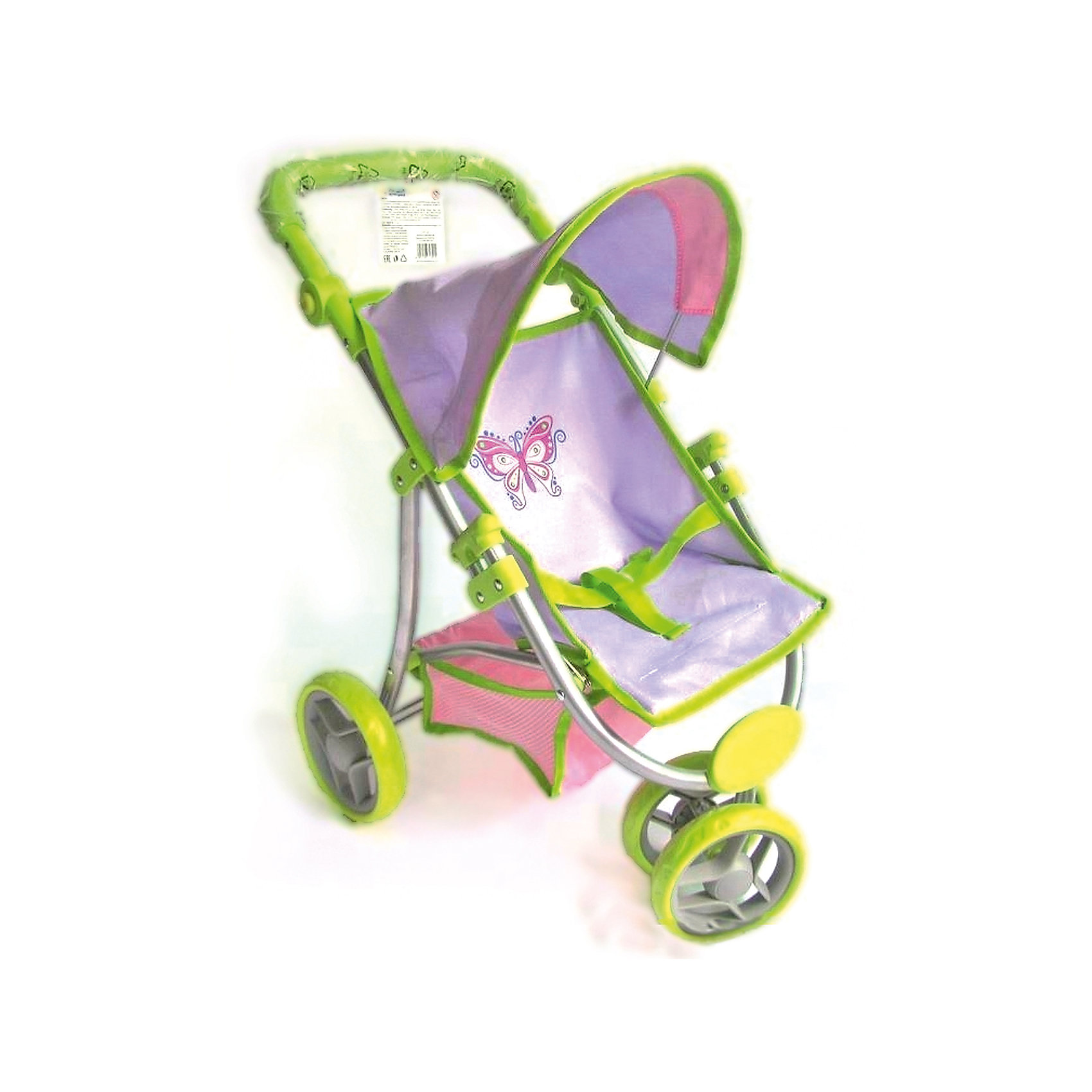 Коляска трехколесная Бабочки, 52,5*36,5*58,5 см, Mary PoppinsУ каждой девочки с детства есть кумир. Чаще всего они хотят быть похожими на своих мам. Что видит малышка, когда смотрит на своего самого родного человека? Прекрасную женщину с коляской. Ребенку тоже хочется быть мамой. Поэтому куклы – любимая игрушка всех девочек. А кукольная коляска – прекрасный атрибут для игры в дочки – матери. Коляска удобна, компактна и имеет отличный дизайн. Материалы, использованные при изготовлении товара, абсолютно безопасны и отвечают всем международным требованиям по качеству.<br><br>Дополнительные характеристики:<br><br>материал: пластик, металл, текстиль;<br>цвет: разноцветный;<br>габариты: 52,5*36,5*58,5 см.<br><br>Коляску трехколесную Бабочки от компании Mary Poppins можно приобрести в нашем магазине.<br><br>Ширина мм: 650<br>Глубина мм: 515<br>Высота мм: 335<br>Вес г: 1833<br>Возраст от месяцев: 36<br>Возраст до месяцев: 96<br>Пол: Женский<br>Возраст: Детский<br>SKU: 5032513