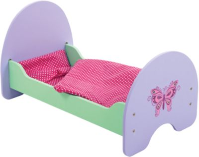 Кроватка деревянная Бабочка , 51*30*25 см, Mary Poppins