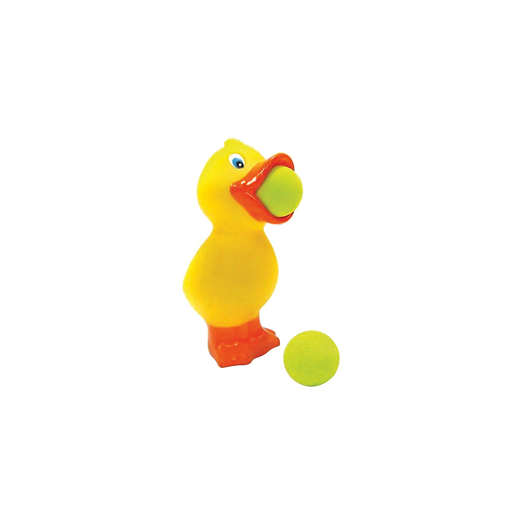 Игрушка для ванной Веселый утенок, ЖирафикиКупание в ванной любят далеко не все малыши. И это оправдано. Многие из них боятся воды, которая попадает в глазки и ушки, а многие не любят, потому что им просто скучно купаться. Исправить последнее поможет игрушка для ванной, которая займет малыша во время купания. Игрушка изготовлена из пластика, поэтому не утонет даже при активной игре! Материалы, использованные при изготовлении товара, абсолютно безопасны и отвечают всем международным требованиям по качеству.<br><br>Дополнительные характеристики:<br><br>материал: пластик;<br>цвет: разноцветный.<br><br>Игрушку для ванной Веселый утенок от компании Жирафики можно приобрести в нашем магазине.<br><br>Ширина мм: 740<br>Глубина мм: 241<br>Высота мм: 165<br>Вес г: 158<br>Возраст от месяцев: 12<br>Возраст до месяцев: 60<br>Пол: Унисекс<br>Возраст: Детский<br>SKU: 5032532