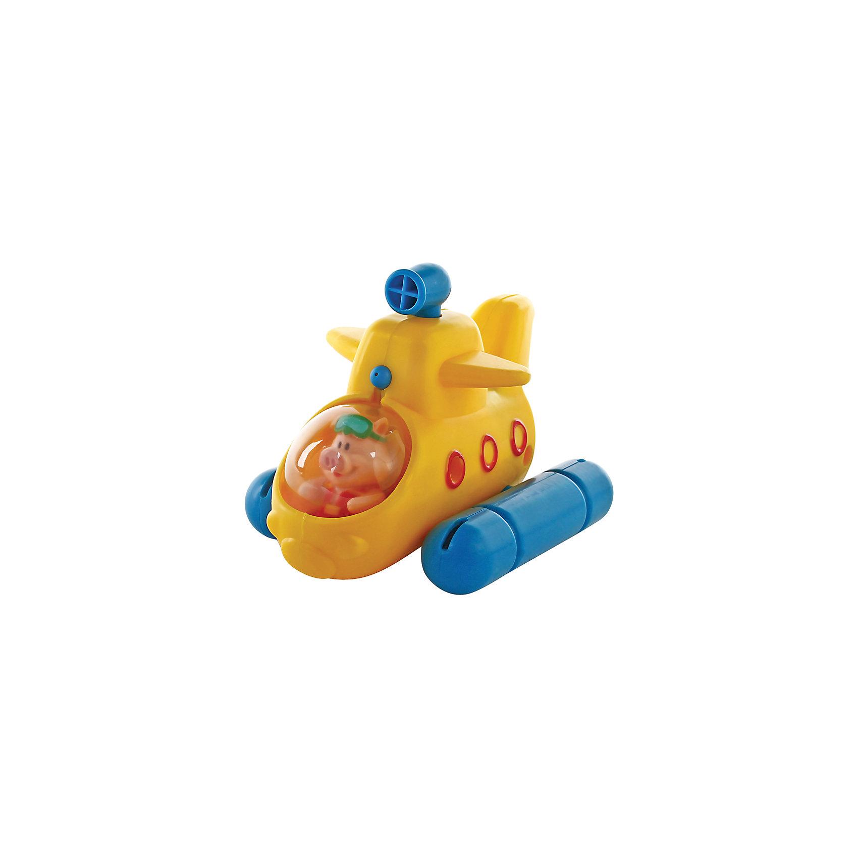 Заводная игрушка для ванной Лодка, ЖирафикиКупание в ванной любят далеко не все малыши. И это оправдано. Многие из них боятся воды, которая попадает в глазки и ушки, а многие не любят, потому что им просто скучно купаться. Исправить последнее поможет игрушка для ванной, которая займет малыша во время купания. Игрушка изготовлена из пластика, поэтому не утонет даже при активной игре! Материалы, использованные при изготовлении товара, абсолютно безопасны и отвечают всем международным требованиям по качеству.<br><br>Дополнительные характеристики:<br><br>материал: пластик;<br>цвет: разноцветный.<br><br>Игрушку для ванной Лодка от компании Жирафики можно приобрести в нашем магазине.<br><br>Ширина мм: 527<br>Глубина мм: 368<br>Высота мм: 228<br>Вес г: 171<br>Возраст от месяцев: 12<br>Возраст до месяцев: 60<br>Пол: Унисекс<br>Возраст: Детский<br>SKU: 5032534