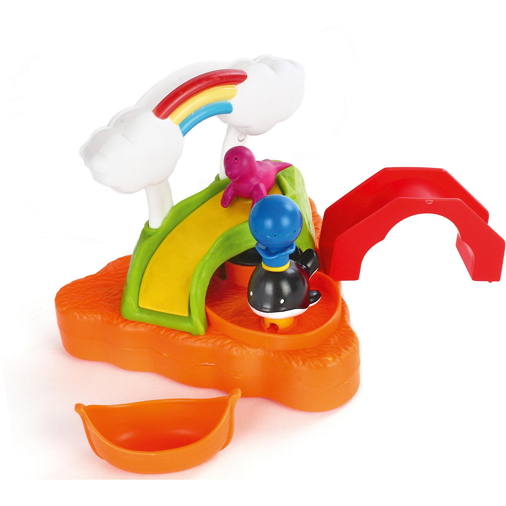 Игрушка для ванной Летнее купание, ЖирафикиИгровые наборы<br>Купание в ванной любят далеко не все малыши. И это оправдано. Многие из них боятся воды, которая попадает в глазки и ушки, а многие не любят, потому что им просто скучно купаться. Исправить последнее поможет игрушка для ванной, которая займет малыша во время купания. Игрушка изготовлена из пластика, поэтому не утонет даже при активной игре! Материалы, использованные при изготовлении товара, абсолютно безопасны и отвечают всем международным требованиям по качеству.<br><br>Дополнительные характеристики:<br><br>материал: пластик;<br>цвет: разноцветный;<br>габариты: 15 X 15 X 17 см.<br><br>Игрушку для ванной Летнее купание от компании Жирафики можно приобрести в нашем магазине.<br><br>Ширина мм: 460<br>Глубина мм: 314<br>Высота мм: 352<br>Вес г: 400<br>Возраст от месяцев: 12<br>Возраст до месяцев: 60<br>Пол: Унисекс<br>Возраст: Детский<br>SKU: 5032536