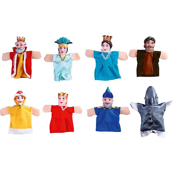 Кукольный театр По щучьему велению, 8 кукол, ЖирафикиМягкие игрушки на руку<br>Кукольный театр – настоящее искусство! Погрузите малыша в детский мир драмы с помощью уникальных игрушек – кукол! Играйте с ребенком вместе, показывайте ему свое представление или устройте настоящий домашний спектакль перед родными. Игра такого плана развивает у малыша актерские способности, любовь к выступлениям на публике, а так же улучшает творческие способности и развивает фантазию и воображение. Материалы, использованные при изготовлении товара, абсолютно безопасны и отвечают всем международным требованиям по качеству.<br><br>Дополнительные характеристики:<br><br>материал: пластик, ПВХ;<br>цвет: разноцветный;<br>количество: 8 кукол.<br><br>Кукольный театр По щучьему велению от компании Жирафики можно приобрести в нашем магазине.<br><br>Ширина мм: 657<br>Глубина мм: 661<br>Высота мм: 384<br>Вес г: 875<br>Возраст от месяцев: 36<br>Возраст до месяцев: 96<br>Пол: Унисекс<br>Возраст: Детский<br>SKU: 5032541