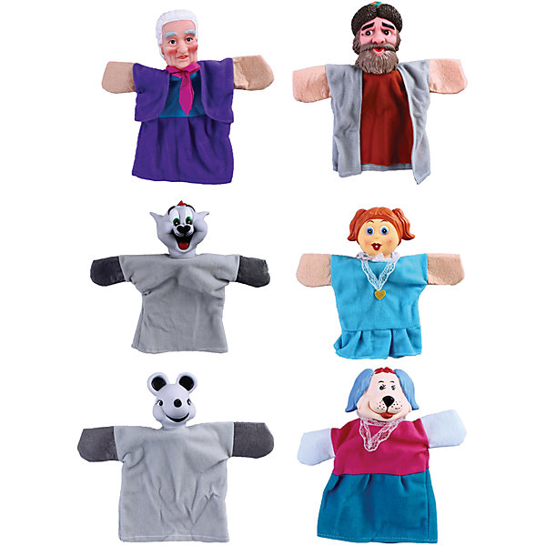 Кукольный театр Репка, 6 кукол, ЖирафикиМягкие игрушки на руку<br>Кукольный театр – настоящее искусство! Погрузите малыша в детский мир драмы с помощью уникальных игрушек – кукол! Играйте с ребенком вместе, показывайте ему свое представление или устройте настоящий домашний спектакль перед родными. Игра такого плана развивает у малыша актерские способности, любовь к выступлениям на публике, а так же улучшает творческие способности и развивает фантазию и воображение. Материалы, использованные при изготовлении товара, абсолютно безопасны и отвечают всем международным требованиям по качеству.<br><br>Дополнительные характеристики:<br><br>материал: пластик, ПВХ;<br>цвет: разноцветный;<br>количество: 6 кукол.<br><br>Кукольный театр Репка от компании Жирафики можно приобрести в нашем магазине.<br>Ширина мм: 587; Глубина мм: 473; Высота мм: 419; Вес г: 500; Возраст от месяцев: 36; Возраст до месяцев: 96; Пол: Унисекс; Возраст: Детский; SKU: 5032547;