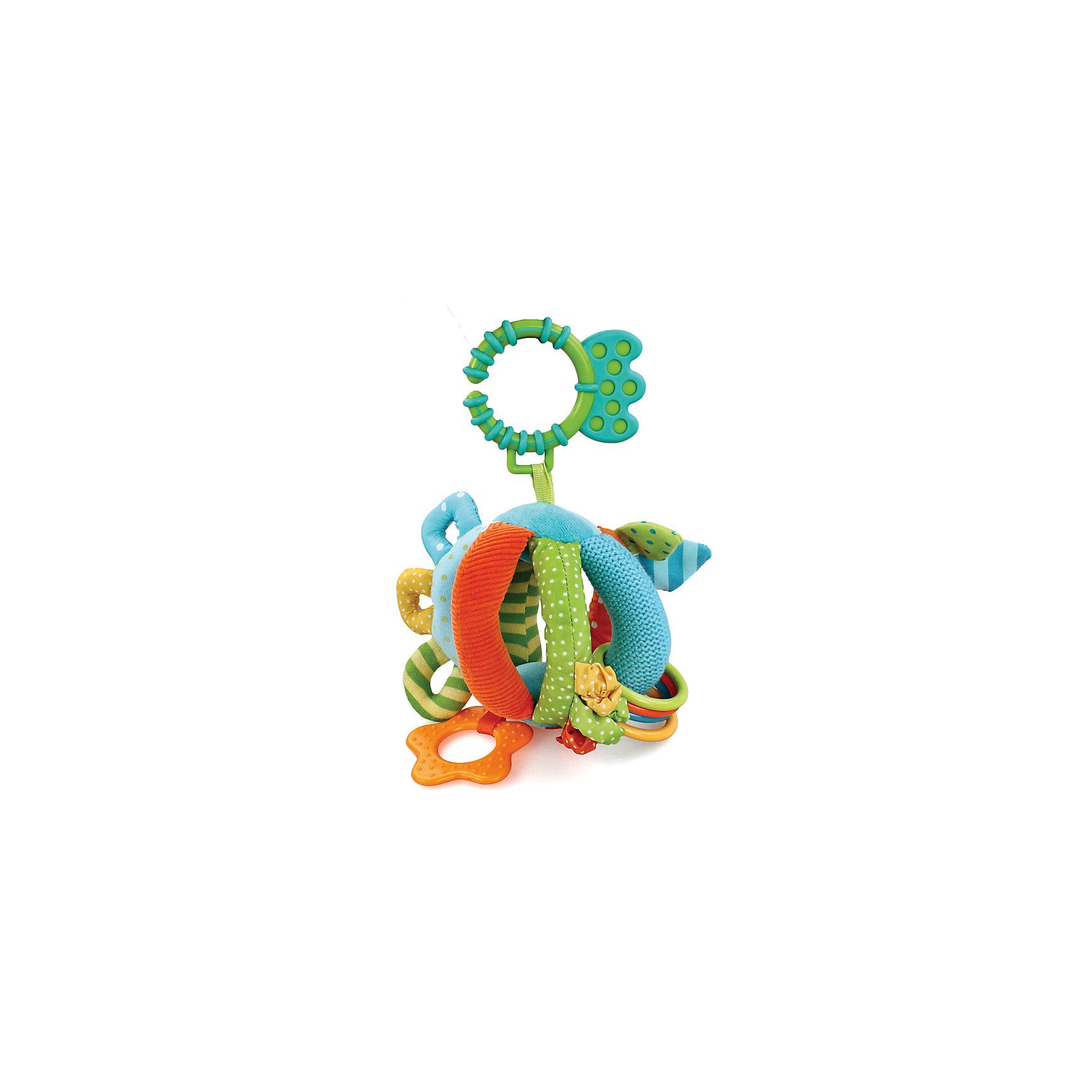 Жирафики Развивающая игрушка Шарик, Жирафики развивающие игрушки русский стиль игрушка гриб 9 см