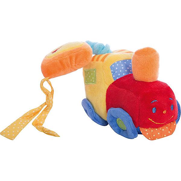Развивающая игрушка Музыкальная машинка, ЖирафикиИгрушки для новорожденных<br>Развивающие игрушки должны быть у каждого малыша. Такие игрушки будут не только развивать способности малыша во время веселой игры, но и радовать глаз, потому что современные развивающие модели красивые и обладают стильным дизайном. Новая игрушка «Музыкальная машинка» - мягкая игрушка, которая издает звуки при ее перемещении вниз. Развивает слух и улучшает мелкую моторику малыша. Материалы, использованные при изготовлении товара, абсолютно безопасны и отвечают всем международным требованиям по качеству.<br><br>Дополнительные характеристики:<br><br>материал: текстиль;<br>цвет: разноцветный;<br>габариты: 16 X 8 X 30 см.<br><br>Развивающую игрушку Музыкальная машинка от компании Жирафики можно приобрести в нашем магазине.<br>Ширина мм: 600; Глубина мм: 300; Высота мм: 320; Вес г: 180; Возраст от месяцев: 3; Возраст до месяцев: 36; Пол: Унисекс; Возраст: Детский; SKU: 5032563;