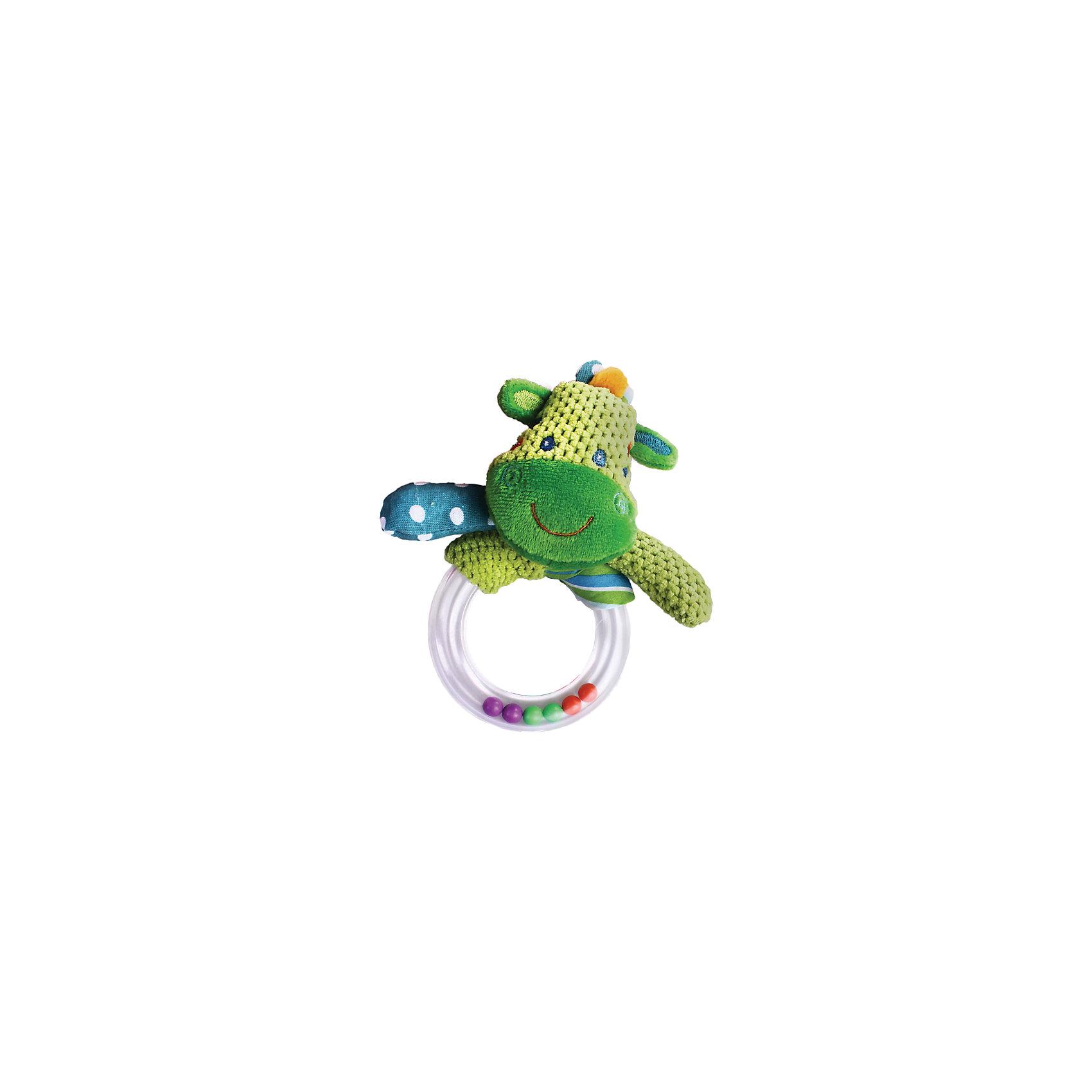 Погремушка Зебра, ЖирафикиИгрушки для новорожденных<br>Погремушка – классическая игрушка для малышей ясельного возраста. Погремушка издает приятный звук для ребенка, успокаивает его и помогает заснуть. Интересная погремушка из мягкого текстиля в виде зебры понравится всем деткам без исключения. Игрушку можно оставлять с малышом и давать ему играть без присмотра взрослых, так как в ней нет опасных элементов и мелких деталей. Материалы, использованные при изготовлении товара, абсолютно безопасны и отвечают всем международным требованиям по качеству.<br><br>Дополнительные характеристики:<br><br>материал: текстиль, пластик;<br>цвет: разноцветный;<br>габариты: 8 X 4 X 18 см.<br><br>Погремушку Зебра от компании Жирафики можно приобрести в нашем магазине.<br><br>Ширина мм: 520<br>Глубина мм: 300<br>Высота мм: 350<br>Вес г: 59<br>Возраст от месяцев: 3<br>Возраст до месяцев: 36<br>Пол: Унисекс<br>Возраст: Детский<br>SKU: 5032566