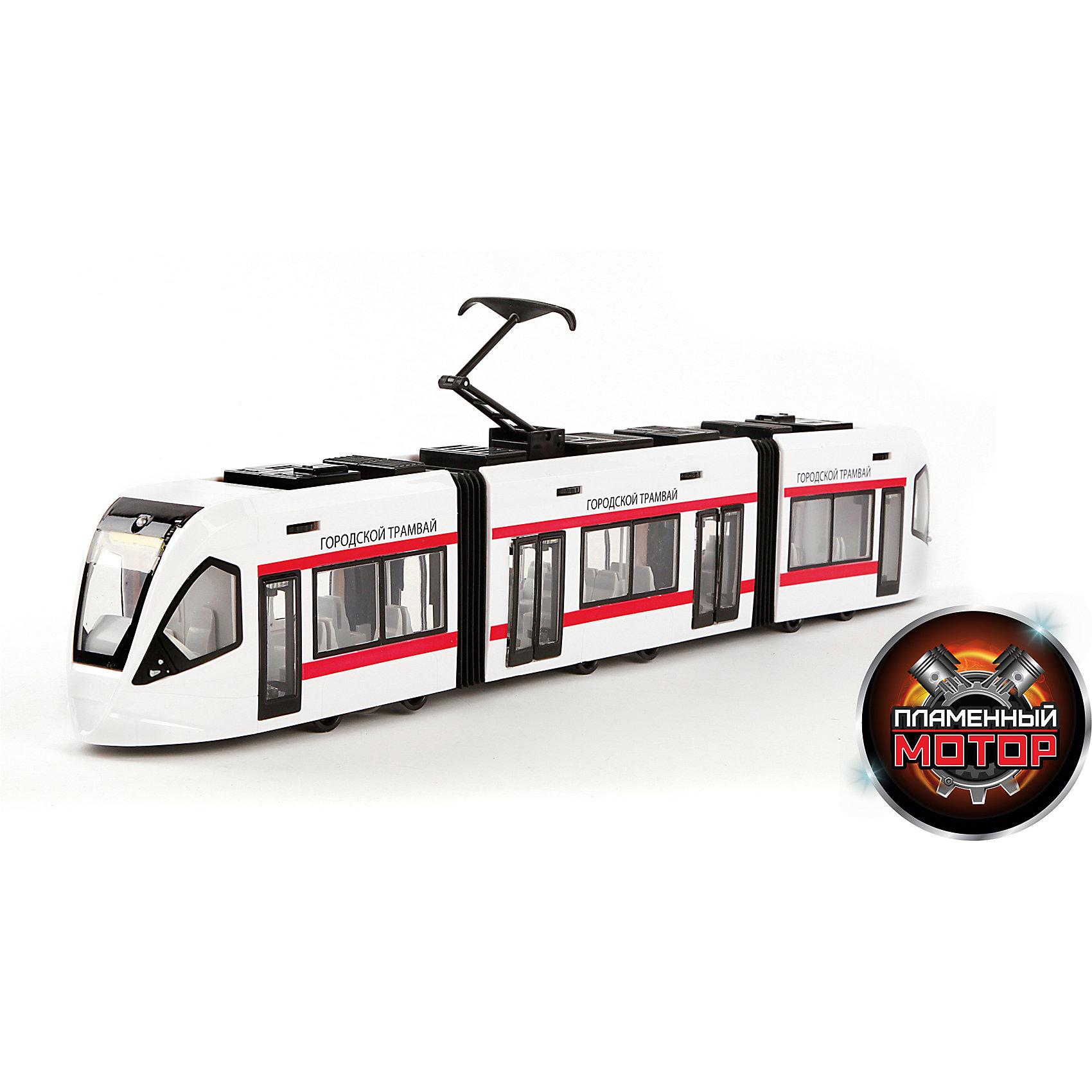 Пламенный мотор Городской трамвай, 1:43, Пламенный мотор