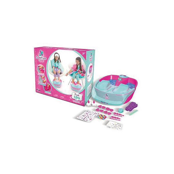 Детский набор для педикюра FOOT SPAНаборы детской косметики<br>Набор для педикюра входит-ванночка для ног, шаблоны для рисунков, декоратичные светильник свеча, палочки для педикюра расширитель для пальцев, массажные нассадки, наклейки.<br><br>Ширина мм: 170<br>Глубина мм: 400<br>Высота мм: 340<br>Вес г: 1164<br>Возраст от месяцев: 72<br>Возраст до месяцев: 108<br>Пол: Женский<br>Возраст: Детский<br>SKU: 5032617