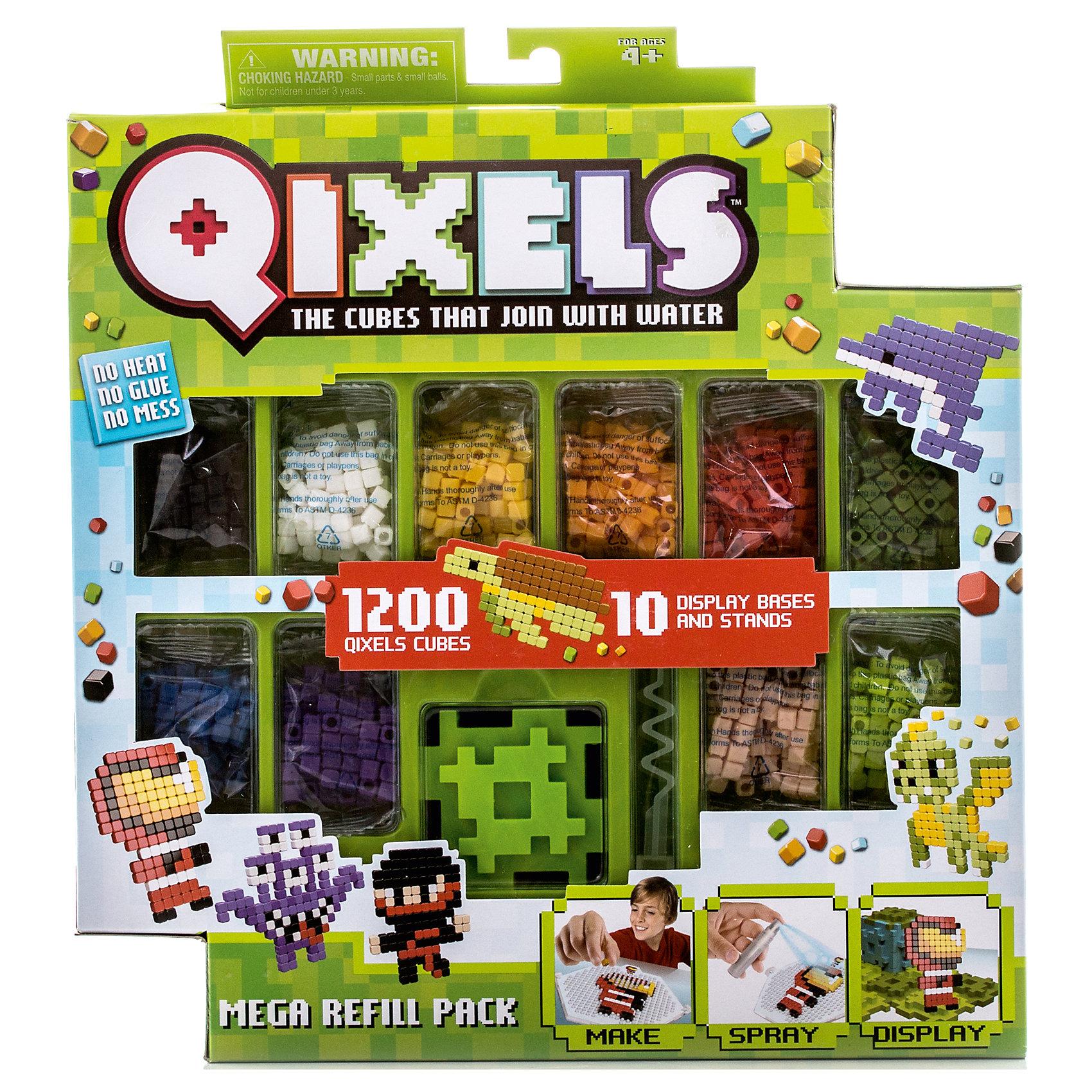 Spin Master Дополнительный набор кубиков Qixels