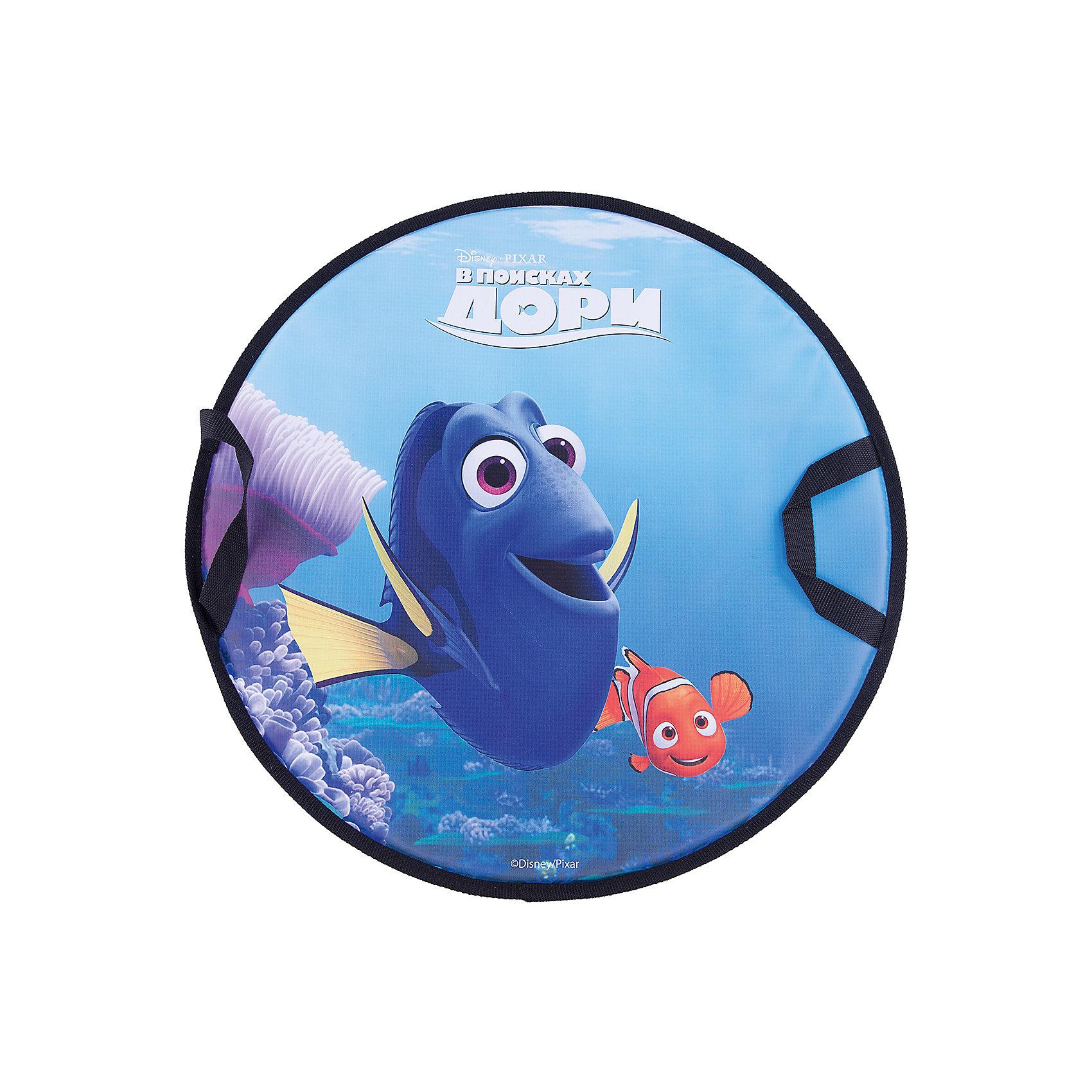 Disney Ледянка, 52 см, круглая, В поисках Дори, Disney ледянки disney ледянка disney фея круглая 52 см
