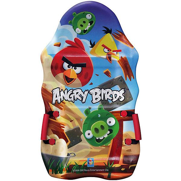 Ледянка выпуклая, с плотными ручками, 94см,Angry Birds, 1toyЛедянки<br>Ледянка выпуклая, с плотными ручками, 94см,Angry Birds, 1toy.<br><br>Характеристики:<br><br>• прочные морозостойки материалы<br>• удобные ручки<br>• необычный дизайн<br>• материал: пластик, текстиль<br>• размер: 94х49х5 см<br><br>Ледянка Angry Birds, 1toy - прекрасный повод весело провести время на свежем воздухе. Зимой будет удобно кататься на этой ледянке, ведь она оснащена двумя ручками, обеспечивающими дополнительную безопасность и маневренность. Корпус изготовлен из прочных морозостойких материалов, а принт сохранит свою яркость даже после многократного использования. Яркий принт с любимыми героями игры Angry Birds, несомненно, поднимет настроение и добавит сил к новому веселому спуску с крутой горки. <br><br>Ледянку выпуклую, с плотными ручками, 94см, Angry Birds, 1toy вы можете приобрести в нашем интернет-магазине.<br><br>Ширина мм: 940<br>Глубина мм: 25<br>Высота мм: 490<br>Вес г: 753<br>Возраст от месяцев: 36<br>Возраст до месяцев: 192<br>Пол: Унисекс<br>Возраст: Детский<br>SKU: 5032818