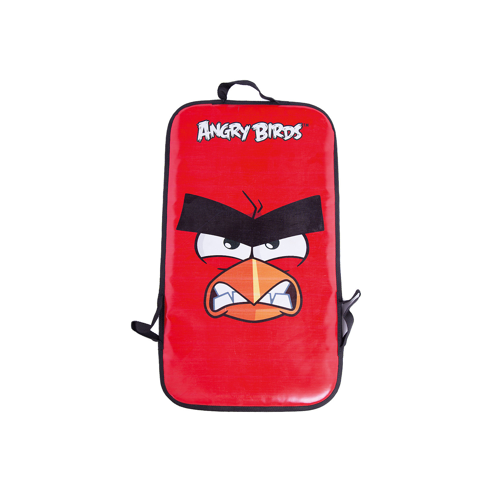 - Ледянка,  72х41 см, прямоугольная, Angry Birds, 1toy ледянка 1toy angry birds для двоих 122см т56332