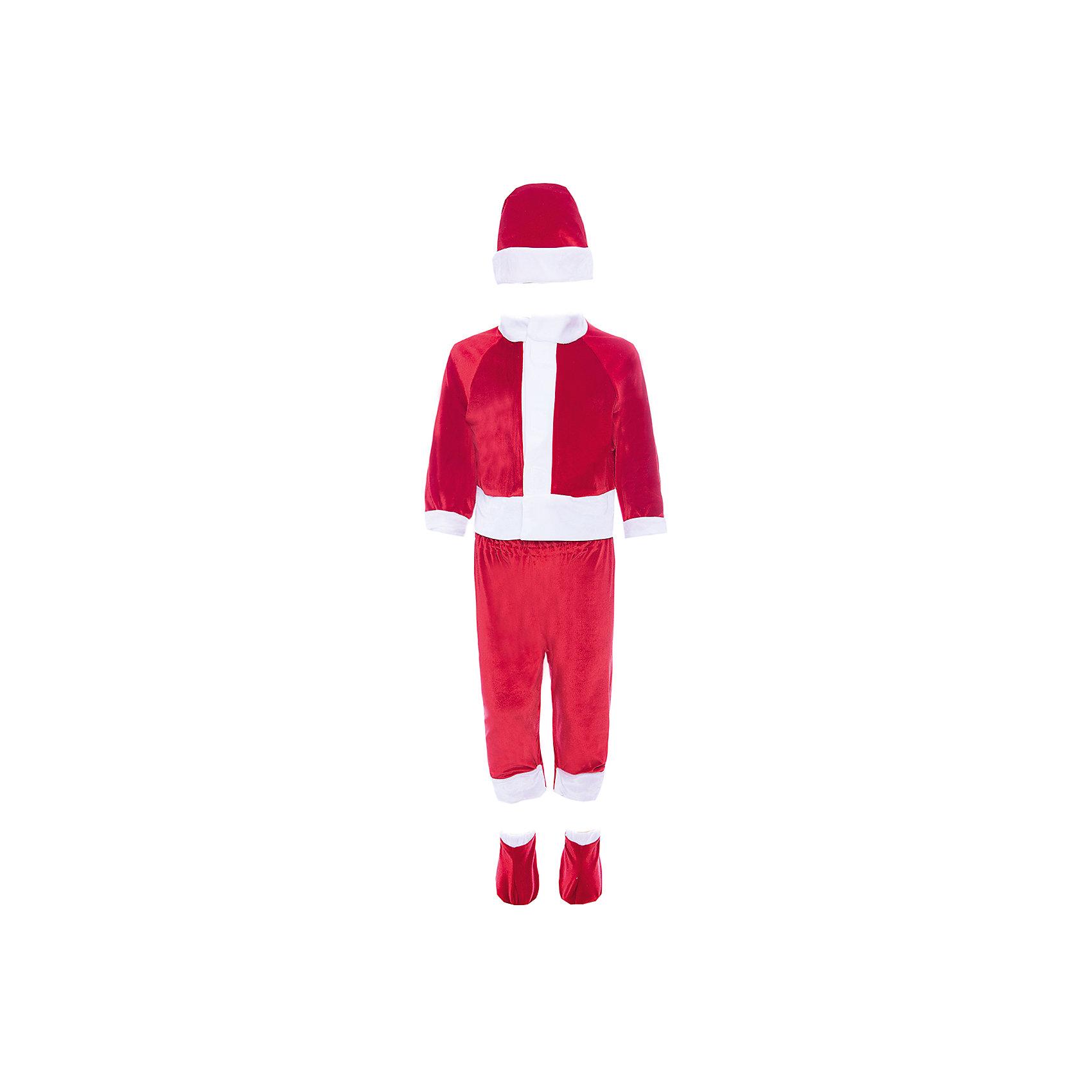 Вестифика Карнавальный костюм Санта Клаус, Вестифика вестифика карнавальный костюм для мальчика зайчонок вестифика