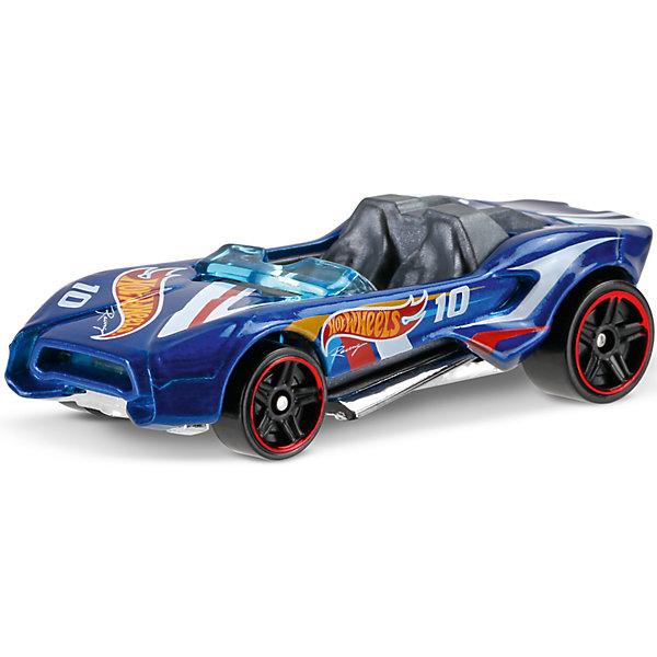 Машинка Hot Wheels из базовой коллекцииМашинки<br>Машинка Hot Wheels из базовой коллекции – высококачественная масштабная модель машины, имеющая неординарный, радикальный дизайн. <br><br>В упаковке 1 машинка,  машинки тематически обусловлены от фантазийных, спасательных до экстремальных и просто скоростных машин. <br><br>Соберите свою коллекцию машинок Hot Wheels!<br><br>Дополнительная информация: <br><br>Машинка стандартного размера Hot Wheels<br>Размер упаковки: 11 х 10,5 х 3,5 см<br><br>Ширина мм: 110<br>Глубина мм: 45<br>Высота мм: 110<br>Вес г: 30<br>Возраст от месяцев: 36<br>Возраст до месяцев: 96<br>Пол: Мужской<br>Возраст: Детский<br>SKU: 5033399