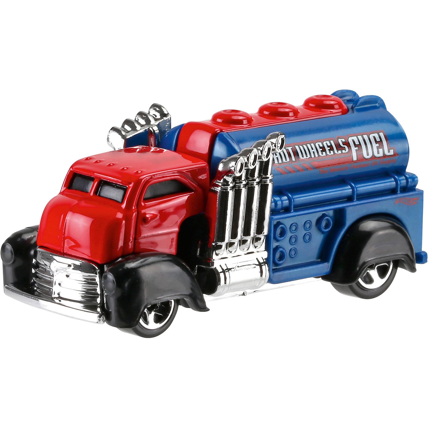 Машинка Hot Wheels из базовой коллекцииМашинка Hot Wheels из базовой коллекции – высококачественная масштабная модель машины, имеющая неординарный, радикальный дизайн. <br><br>В упаковке 1 машинка,  машинки тематически обусловлены от фантазийных, спасательных до экстремальных и просто скоростных машин. <br><br>Соберите свою коллекцию машинок Hot Wheels!<br><br>Дополнительная информация: <br><br>Машинка стандартного размера Hot Wheels<br>Размер упаковки: 11 х 10,5 х 3,5 см<br><br>Ширина мм: 110<br>Глубина мм: 45<br>Высота мм: 110<br>Вес г: 30<br>Возраст от месяцев: 36<br>Возраст до месяцев: 96<br>Пол: Мужской<br>Возраст: Детский<br>SKU: 5033413