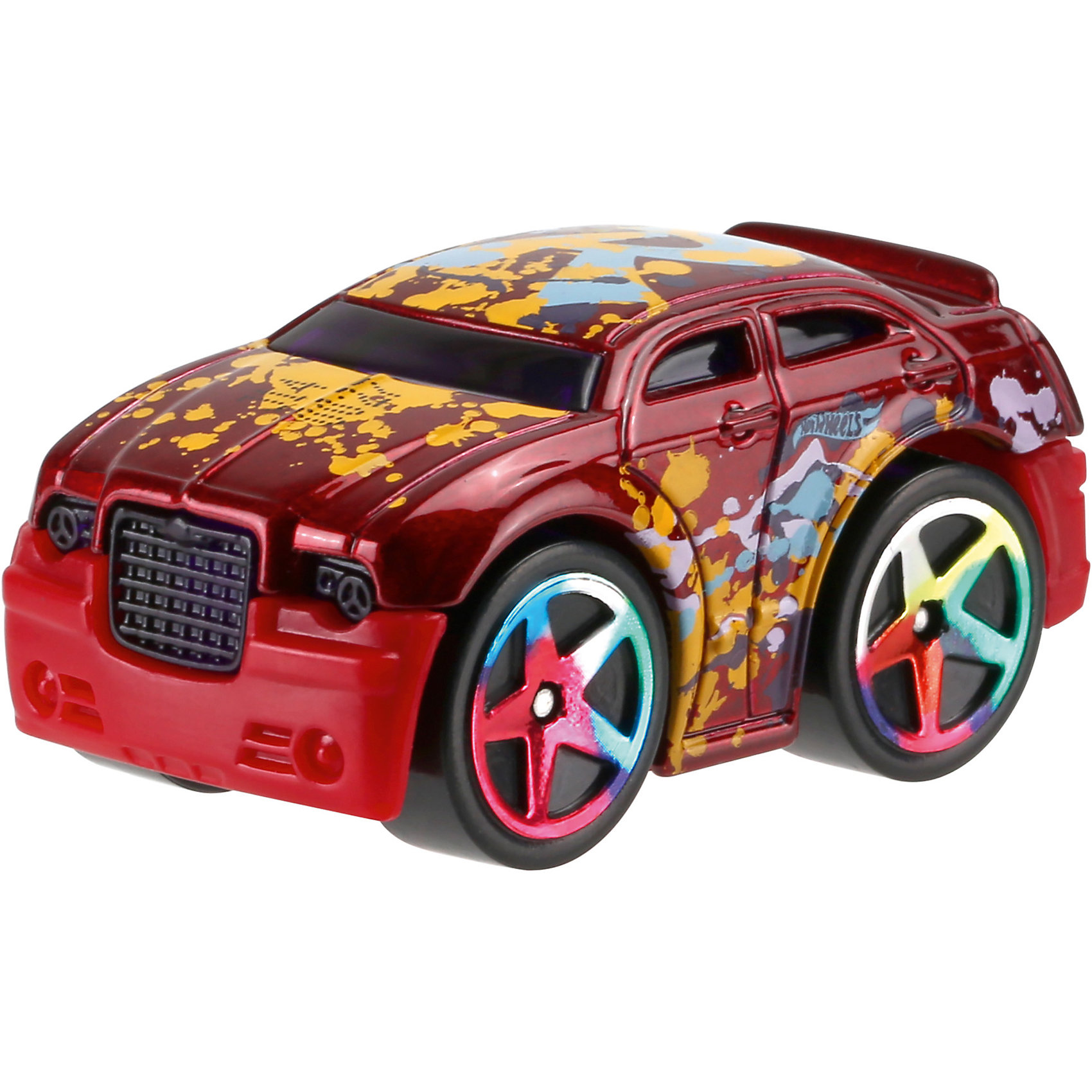 Машинка Hot Wheels из базовой коллекцииМашинка Hot Wheels из базовой коллекции – высококачественная масштабная модель машины, имеющая неординарный, радикальный дизайн. <br><br>В упаковке 1 машинка,  машинки тематически обусловлены от фантазийных, спасательных до экстремальных и просто скоростных машин. <br><br>Соберите свою коллекцию машинок Hot Wheels!<br><br>Дополнительная информация: <br><br>Машинка стандартного размера Hot Wheels<br>Размер упаковки: 11 х 10,5 х 3,5 см<br><br>Ширина мм: 110<br>Глубина мм: 45<br>Высота мм: 110<br>Вес г: 30<br>Возраст от месяцев: 36<br>Возраст до месяцев: 96<br>Пол: Мужской<br>Возраст: Детский<br>SKU: 5033420