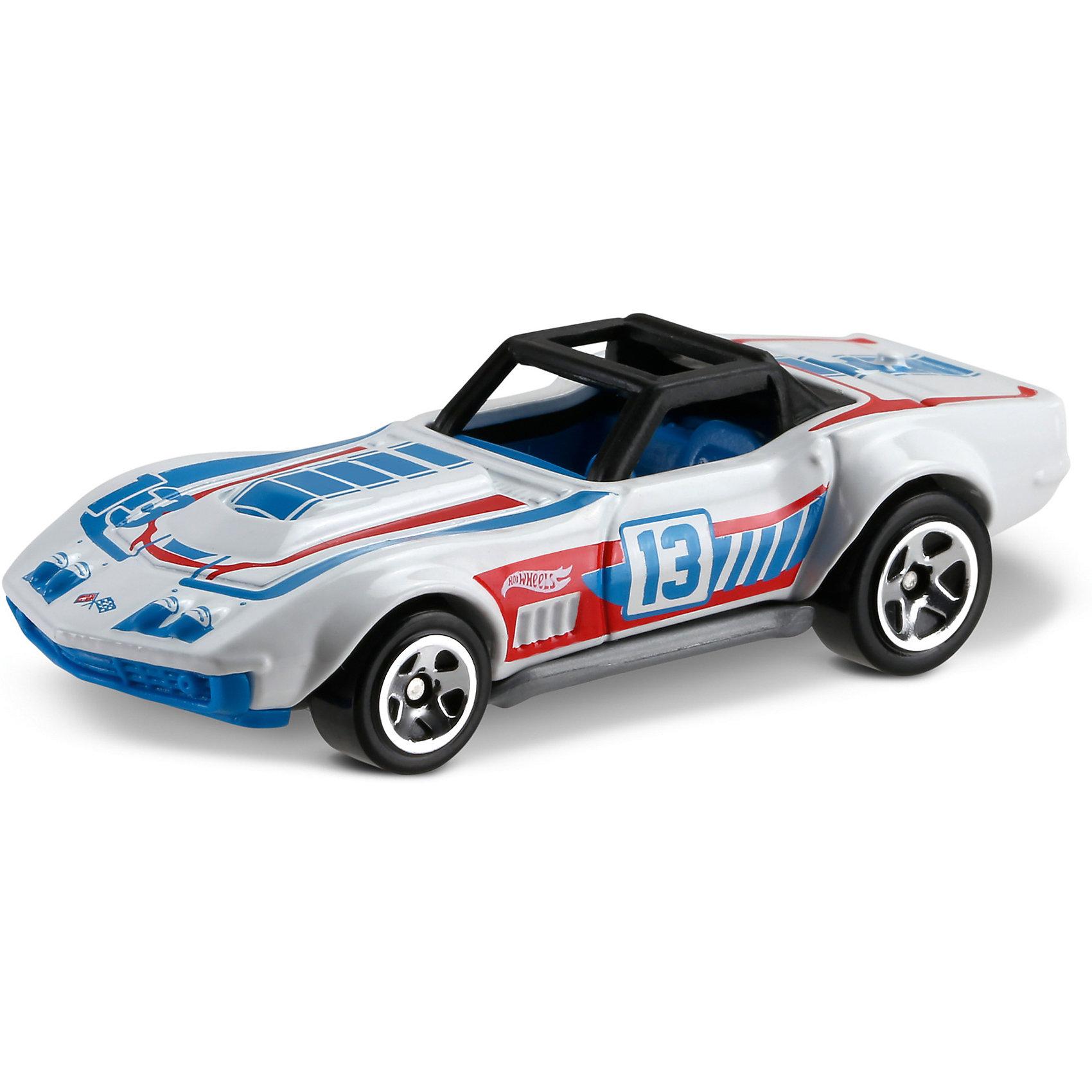 Машинка Hot Wheels из базовой коллекцииМашинки<br>Машинка Hot Wheels из базовой коллекции – высококачественная масштабная модель машины, имеющая неординарный, радикальный дизайн. <br><br>В упаковке 1 машинка,  машинки тематически обусловлены от фантазийных, спасательных до экстремальных и просто скоростных машин. <br><br>Соберите свою коллекцию машинок Hot Wheels!<br><br>Дополнительная информация: <br><br>Машинка стандартного размера Hot Wheels<br>Размер упаковки: 11 х 10,5 х 3,5 см<br><br>Ширина мм: 110<br>Глубина мм: 45<br>Высота мм: 110<br>Вес г: 30<br>Возраст от месяцев: 36<br>Возраст до месяцев: 96<br>Пол: Мужской<br>Возраст: Детский<br>SKU: 5033422