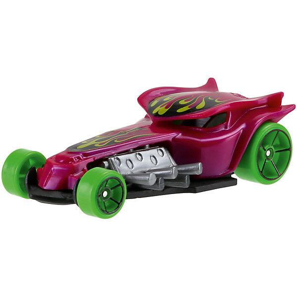 Машинка Hot Wheels из базовой коллекцииПопулярные игрушки<br>Машинка Hot Wheels из базовой коллекции – высококачественная масштабная модель машины, имеющая неординарный, радикальный дизайн. <br><br>В упаковке 1 машинка,  машинки тематически обусловлены от фантазийных, спасательных до экстремальных и просто скоростных машин. <br><br>Соберите свою коллекцию машинок Hot Wheels!<br><br>Дополнительная информация: <br><br>Машинка стандартного размера Hot Wheels<br>Размер упаковки: 11 х 10,5 х 3,5 см<br><br>Ширина мм: 110<br>Глубина мм: 45<br>Высота мм: 110<br>Вес г: 30<br>Возраст от месяцев: 36<br>Возраст до месяцев: 96<br>Пол: Мужской<br>Возраст: Детский<br>SKU: 5033424