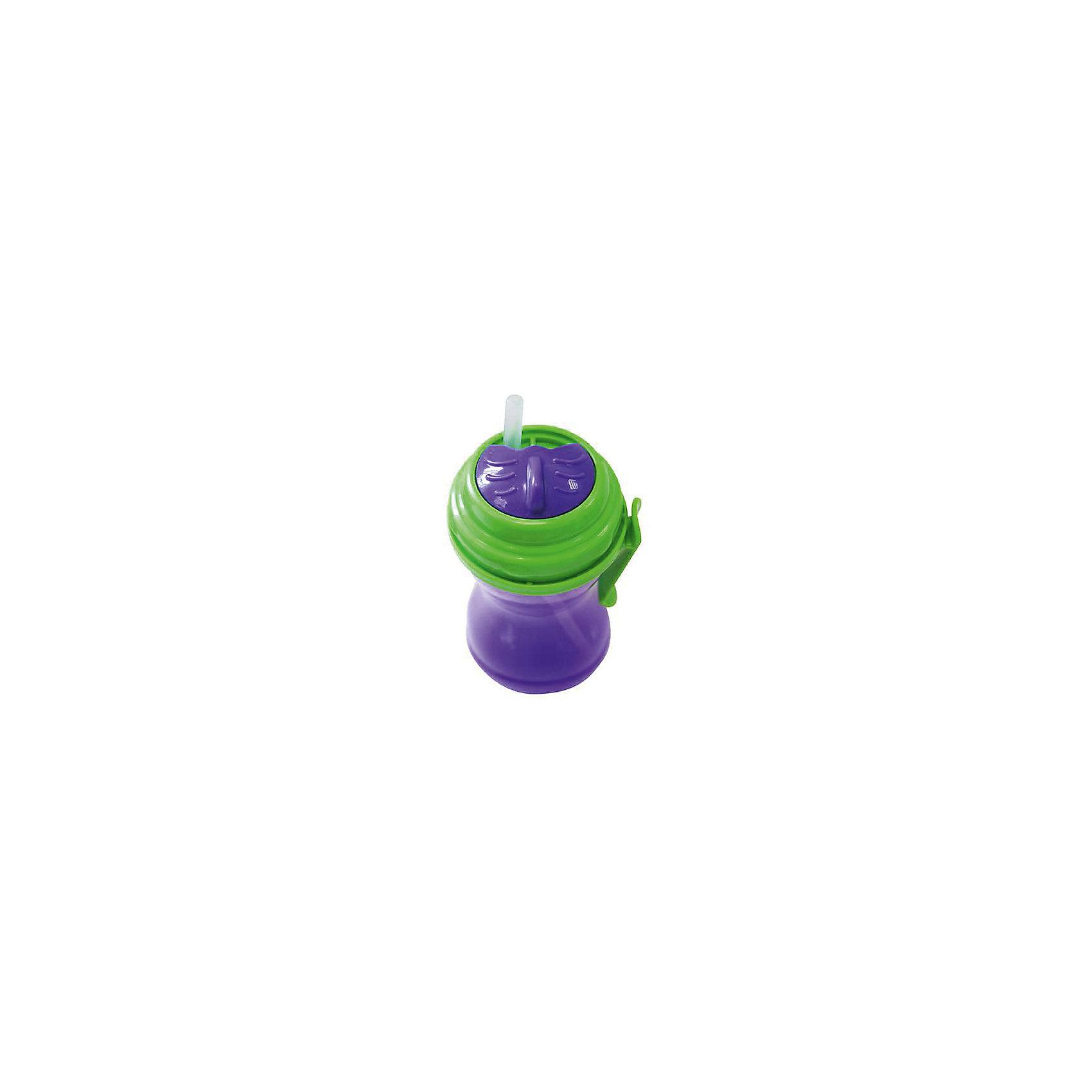 Поильник-непроливайка Twist с трубочкой от 6 мес., 320 мл., LUBBY, фиолетовыйПоильники<br>Поильник-непроливайка Twist с трубочкой от 6 мес., 320 мл., LUBBY, фиолетовый.<br><br>Характеристики:<br><br>- Объем: 320 мл.<br>- Цвет: фиолетовый<br>- Материал поильника: полипропилен<br>- Материал трубочки: силикон<br>- Срок службы: поильник - 1год; силиконовая трубочка - 60 дней<br>- Уход: Перед первым использованием необходимо прокипятить изделие в течение 5 минут. В дальнейшем перед каждым использованием поильник необходимо мыть теплой водой с мылом, тщательно ополаскивать. Можно мыть в посудомоечной машине<br><br>Поильник-непроливайка Twist с трубочкой идеален в качестве первого поильника. Поильник оснащен специальной сдвигаемой крышечкой Twist, которая предохраняет трубочку от загрязнений. Форма поильника с узкой талией подойдет для малышей, которые еще только учатся самостоятельно пить. Клипса позволяет прикрепить поильник к коляске малыша, на ремень сумки, либо на пояс мамы. Поильник изготовлен из прочного полипропилена, безопасен для ребенка.<br><br>Поильник-непроливайку Twist с трубочкой от 6 мес., 320 мл., LUBBY, фиолетовый можно купить в нашем интернет-магазине.<br><br>Ширина мм: 190<br>Глубина мм: 70<br>Высота мм: 80<br>Вес г: 350<br>Возраст от месяцев: 6<br>Возраст до месяцев: 36<br>Пол: Унисекс<br>Возраст: Детский<br>SKU: 5039260