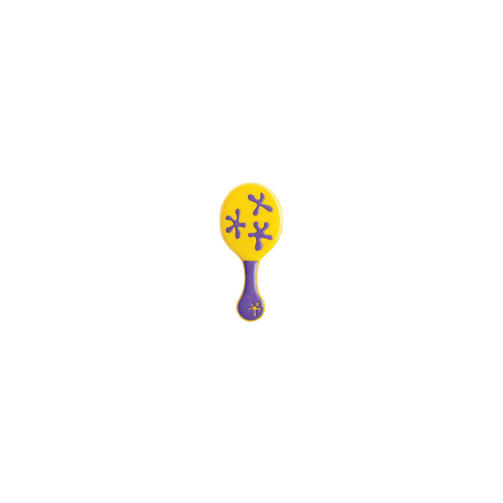 Набор для детей расческа и щетка Звездочки от 0 мес., LUBBY, желтыйУход за ребенком<br>Набор для детей расческа и щетка Звездочки от 0 мес., LUBBY, желтый/фиолетовый.<br><br>Характеристики:<br><br>- В наборе: расческа, щетка<br>- Цвет: желтый, фиолетовый<br>- Материал: полипропилен, безопасный пластик (ABS); щетина – нейлон<br>- Размер упаковки: 125х30х190 мм.<br>- Срок службы: 2 года<br><br>Набор расческа и щетка Звездочки специально разработан для нежного ухода за волосами малыша с первых дней жизни. Щетка с мягкой нейлоновой щетиной мягко массажирует и расчесывает волосы, не электризуя их. Для наиболее комфортного использования предусмотрена удобная эргономичная ручка. Пластиковая расческа-гребень имеет закругленные концы, не повреждающие нежную чувствительную кожу головы малыша. Удобный, надёжный, яркий и абсолютно безопасный набор станет незаменимым в повседневном уходе за малышом.<br><br>Набор для детей расческа и щетка Звездочки от 0 мес., LUBBY, желтый/фиолетовый можно купить в нашем интернет-магазине.<br><br>Ширина мм: 125<br>Глубина мм: 30<br>Высота мм: 190<br>Вес г: 350<br>Возраст от месяцев: 0<br>Возраст до месяцев: 18<br>Пол: Унисекс<br>Возраст: Детский<br>SKU: 5039265