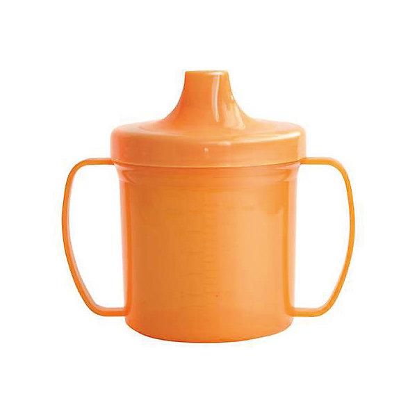 Поильник с ручками JUST, от 6 мес., 180 мл., LUBBY, оранжевыйПоильники<br>Поильник с ручками JUST, от 6 мес., 180 мл., LUBBY, оранжевый.<br><br>Характеристики:<br><br>- Объем: 180 мл.<br>- Цвет: оранжевый<br>- Материал: полипропилен<br>- Срок службы: 1 год<br>- Уход: Перед первым использованием необходимо прокипятить изделие в течение 5 минут. В дальнейшем перед каждым использованием поильник необходимо мыть теплой водой с мылом, тщательно ополаскивать. Можно мыть в посудомоечной машине<br><br>Поильник с ручками и твердым носиком JUST предназначен для малышей, которые еще не умеют пить из чашки. Шкала позволит точно отмерить необходимое количество жидкости. Удобные боковые ручки позволят малышу держать поильник самостоятельно. Поильник изготовлен из прочного устойчивого к ударам полипропилена, безопасен для ребенка.<br><br>Поильник с ручками JUST, от 6 мес., 180 мл., LUBBY, оранжевый можно купить в нашем интернет-магазине.<br><br>Ширина мм: 55<br>Глубина мм: 55<br>Высота мм: 190<br>Вес г: 350<br>Возраст от месяцев: 6<br>Возраст до месяцев: 36<br>Пол: Унисекс<br>Возраст: Детский<br>SKU: 5039292