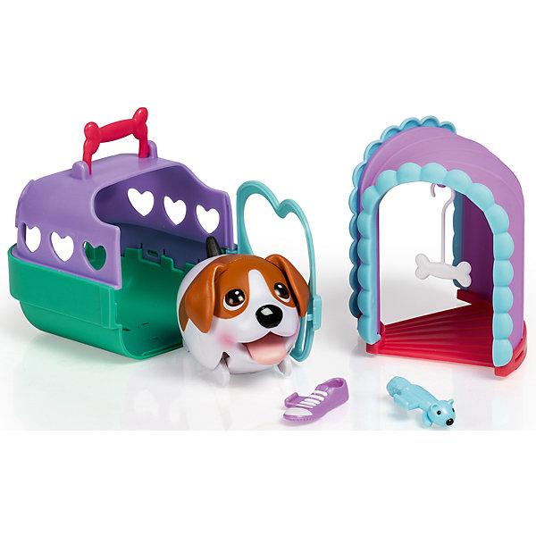 Игровой набор Детская площадка, Chubby PuppiesИгровые фигурки животных<br>Характеристики товара:<br><br>- цвет: разноцветный;<br>- материал: пластик, металл;<br>- комплектация: щенок, домик, аксессуары;<br>- особенности: щенок ходит;<br>- батарейки: 1 х ААА / LR 0.3 1.5 V (мизинчиковые), в комплекте;<br>- размер упаковки: 31х11х15 см;<br>- упаковка: картонная коробка блистерного типа;<br>- вес: 500 г;<br>- страна обладатель бренда: Канада.<br><br>Такой веселый щенок не оставит ребенка равнодушным! Какой малыш откажется поиграть с щенком-игрушкой, который умеет забавно ходить?! Игрушка отлично детализирована, очень качественно выполнена, поэтому она станет отличным подарком ребенку. В наборе идет домик и аксессуары для щенка.<br>Изделие произведено из высококачественного материала, безопасного для детей.<br><br>Игровой набор Детская площадка от бренда Chubby Puppies можно купить в нашем интернет-магазине.<br><br>Ширина мм: 110<br>Глубина мм: 150<br>Высота мм: 310<br>Вес г: 506<br>Возраст от месяцев: 36<br>Возраст до месяцев: 2147483647<br>Пол: Унисекс<br>Возраст: Детский<br>SKU: 5039854