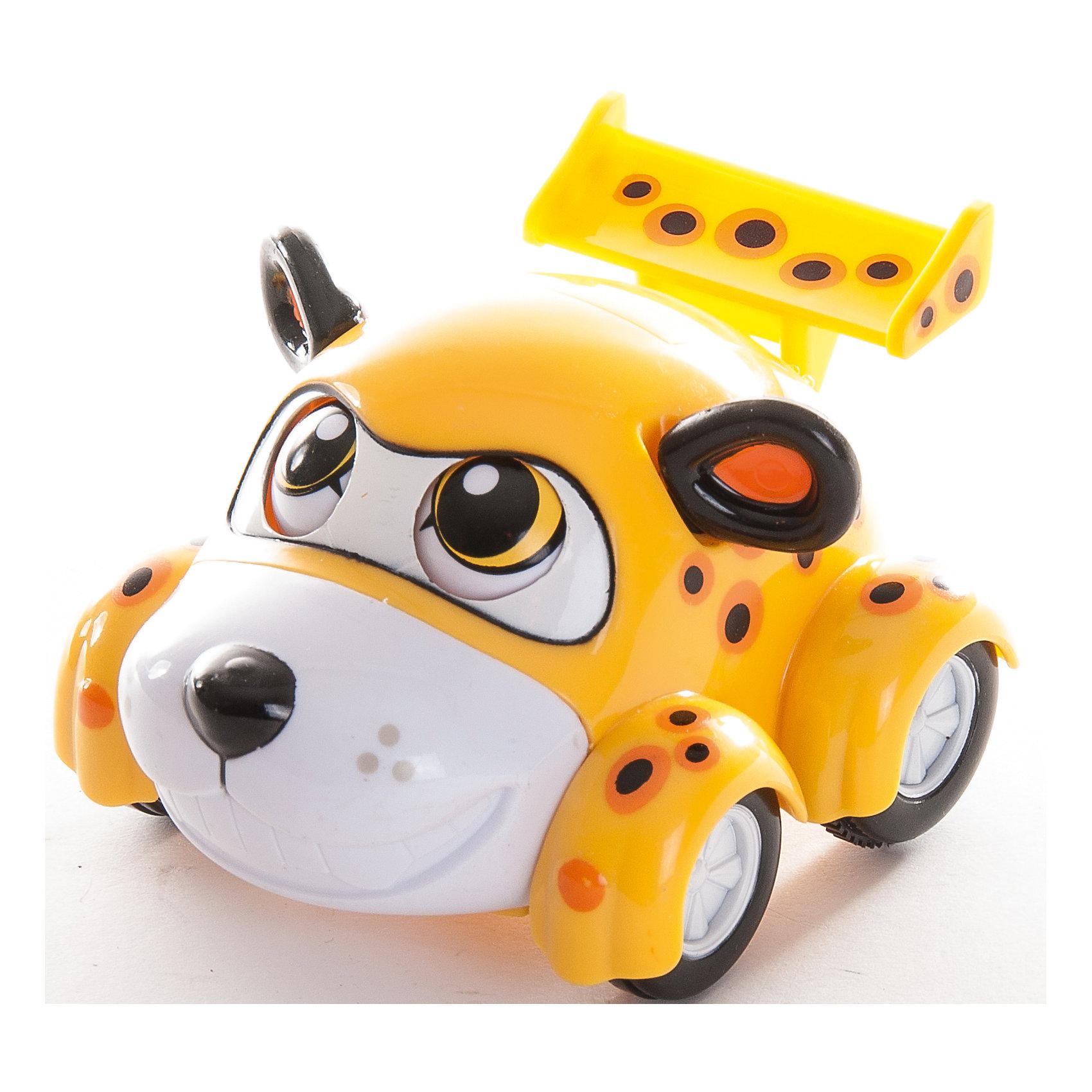 Машинка со звуковыми и световыми эффектами Спиди, ВрумизМашинки и транспорт для малышей<br>Характеристики товара:<br><br>- цвет: желтый;<br>- материал: пластик;<br>- работает от батареек;<br>- особенности: при встрече с препятствием машинка поворачивает в другую строну, фары светятся;<br>- упаковка: картонная коробка;<br>- размер упаковки: 26х17х26 см.<br><br>Игра в машинки - это очень увлекательно! Какой мальчишка откажется поиграть с героем любимого мультфильма Врумиз?! Игрушки из этой серии отлично детализированы, очень качественно выполнены, поэтому такой комплект станет отличным подарком ребенку. Он продается в красивой упаковке.<br>Изделия произведены из высококачественного материала, безопасного для детей.<br><br>Машинку со звуковыми и световыми эффектами Спиди от бренда Врумиз можно купить в нашем интернет-магазине.<br><br>Ширина мм: 260<br>Глубина мм: 260<br>Высота мм: 170<br>Вес г: 816<br>Возраст от месяцев: 48<br>Возраст до месяцев: 2147483647<br>Пол: Унисекс<br>Возраст: Детский<br>SKU: 5039876