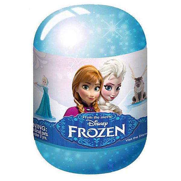 Капсула с фигуркой, 75 мм, Холодное сердце, ZuruФигурки из мультфильмов<br>Серия «Холодное сердце» включает две разных фигурки Эльзы, две разных фигурки Анны, фигурку снеговика и оленя. Для детей старше трех лет. Каждая фигурка продается отдельно.<br><br>Ширина мм: 55<br>Глубина мм: 77<br>Высота мм: 55<br>Вес г: 45<br>Возраст от месяцев: 36<br>Возраст до месяцев: 2147483647<br>Пол: Женский<br>Возраст: Детский<br>SKU: 5039884