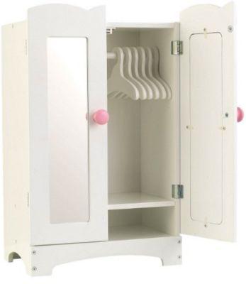 Кукольный шкаф для одежды, KidKraft