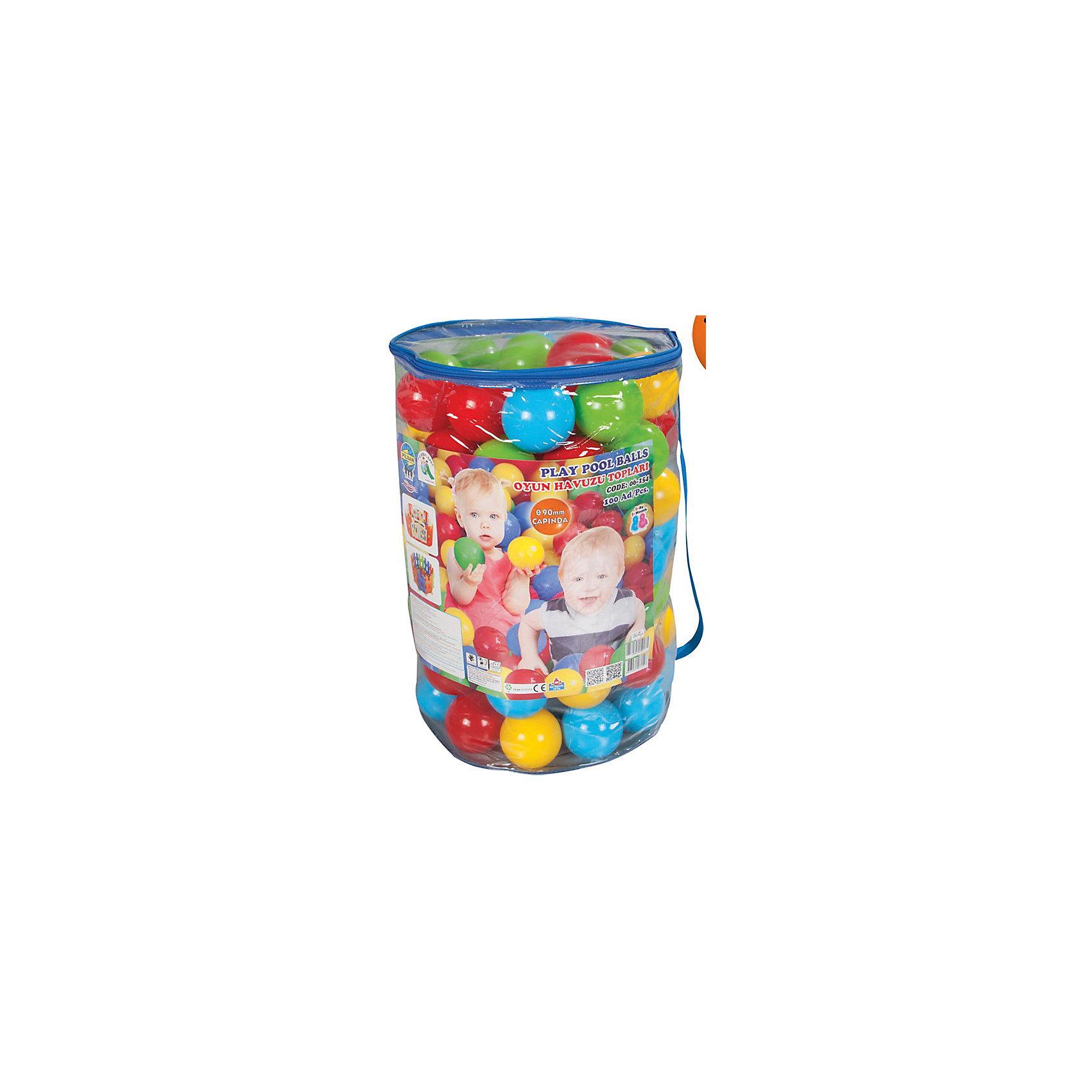 Шарики для сухого бассейна, 100 штук, 9 см, PilsanМячи детские<br>Шарики для сухого бассейна, 100 штук, 9 см, Pilsan (Пилсан).<br><br>Характеристики:<br><br>• Материал: пластик.<br>• Диаметр шарика: 9см.<br>• Цвет: разноцветные.<br>• Количество шариков в упаковке: 100шт.<br><br>Шарики для сухого бассейна, 100 штук, 9 см, Pilsan (Пилсан) предназначены для наполнения сухого бассейна. Шарики от турецкого производителя Pilsan обладают повышенной прочностью, достаточно большого размера, чтобы ребенок случайно не смог проглотить. Яркая расцветка привлечет внимание вашего малыша. Цветовое решение этих шариков поможет обучить ребенка основным цветам.<br><br>Шарики для сухого бассейна, 100 штук, 9 см, Pilsan (Пилсан), можно купить в нашем интернет - магазине.<br><br>Ширина мм: 580<br>Глубина мм: 390<br>Высота мм: 390<br>Вес г: 1750<br>Возраст от месяцев: 108<br>Возраст до месяцев: 120<br>Пол: Унисекс<br>Возраст: Детский<br>SKU: 5045001