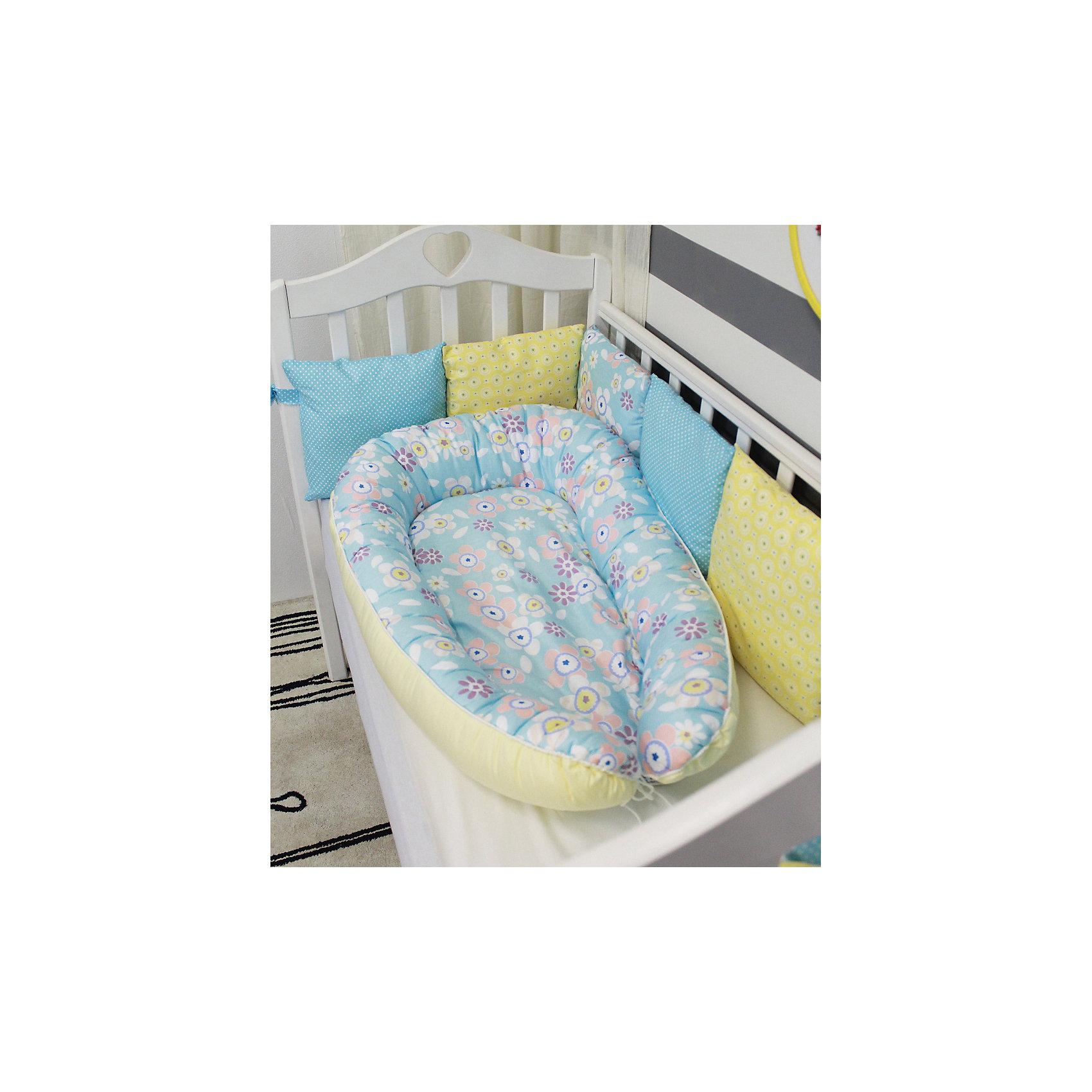byTwinz Подушка-гнездо для малыша Babynest, byTwinz, Бель постельное бель в новогиреево