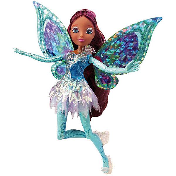Кукла Лейла, Тайникс, Winx ClubКуклы<br>Характеристики товара:<br><br>- цвет: разноцветный;<br>- материал: пластик, текстиль;<br>- особенности: руки и ноги сгибаются;<br>- размер упаковки: 25х36х6 см;<br>- размер куклы: 28 см.<br><br>Такие красивые куклы не оставят ребенка равнодушным! Какая девочка откажется поиграть с куклой Winx ?! Игрушка отлично детализирована, очень качественно выполнена, поэтому она станет отличным подарком ребенку. В наборе идут одежда и аксессуары, которыми можно украсить куклу!<br>Изделие произведено из высококачественного материала, безопасного для детей.<br><br>Куклу Лейла, Тайникс, от бренда Winx Club можно купить в нашем интернет-магазине.<br>Ширина мм: 60; Глубина мм: 250; Высота мм: 360; Вес г: 425; Возраст от месяцев: 36; Возраст до месяцев: 2147483647; Пол: Женский; Возраст: Детский; SKU: 5047561;