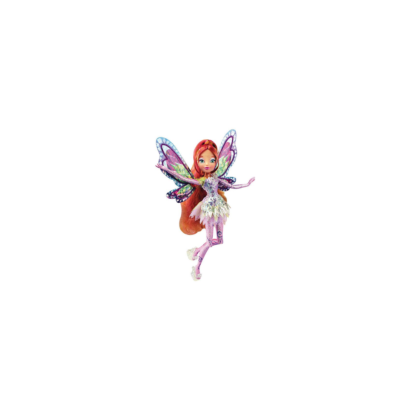 Gulliver Кукла Флора, Тайникс, Winx Club gulliver игровой набор блум волшебный трон winx club