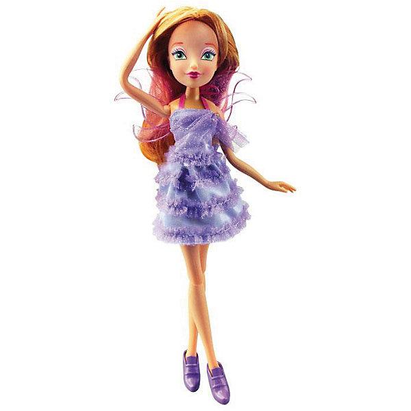Кукла Флора, Магическая лаборатория, Winx ClubКуклы<br>Характеристики товара:<br><br>- цвет: разноцветный;<br>- материал: пластик, текстиль;<br>- особенности: руки и ноги сгибаются;<br>- размер упаковки: 25х36х6 см;<br>- размер куклы: 28 см.<br><br>Такие красивые куклы не оставят ребенка равнодушным! Какая девочка откажется поиграть с куклой Winx ?! Игрушка отлично детализирована, очень качественно выполнена, поэтому она станет отличным подарком ребенку. В наборе идут одежда и аксессуары, которыми можно украсить куклу!<br>Изделие произведено из высококачественного материала, безопасного для детей.<br><br>Куклу Флора, Магическая лаборатория от бренда Winx Club можно купить в нашем интернет-магазине.<br><br>Ширина мм: 60<br>Глубина мм: 260<br>Высота мм: 350<br>Вес г: 350<br>Возраст от месяцев: 36<br>Возраст до месяцев: 2147483647<br>Пол: Женский<br>Возраст: Детский<br>SKU: 5047572