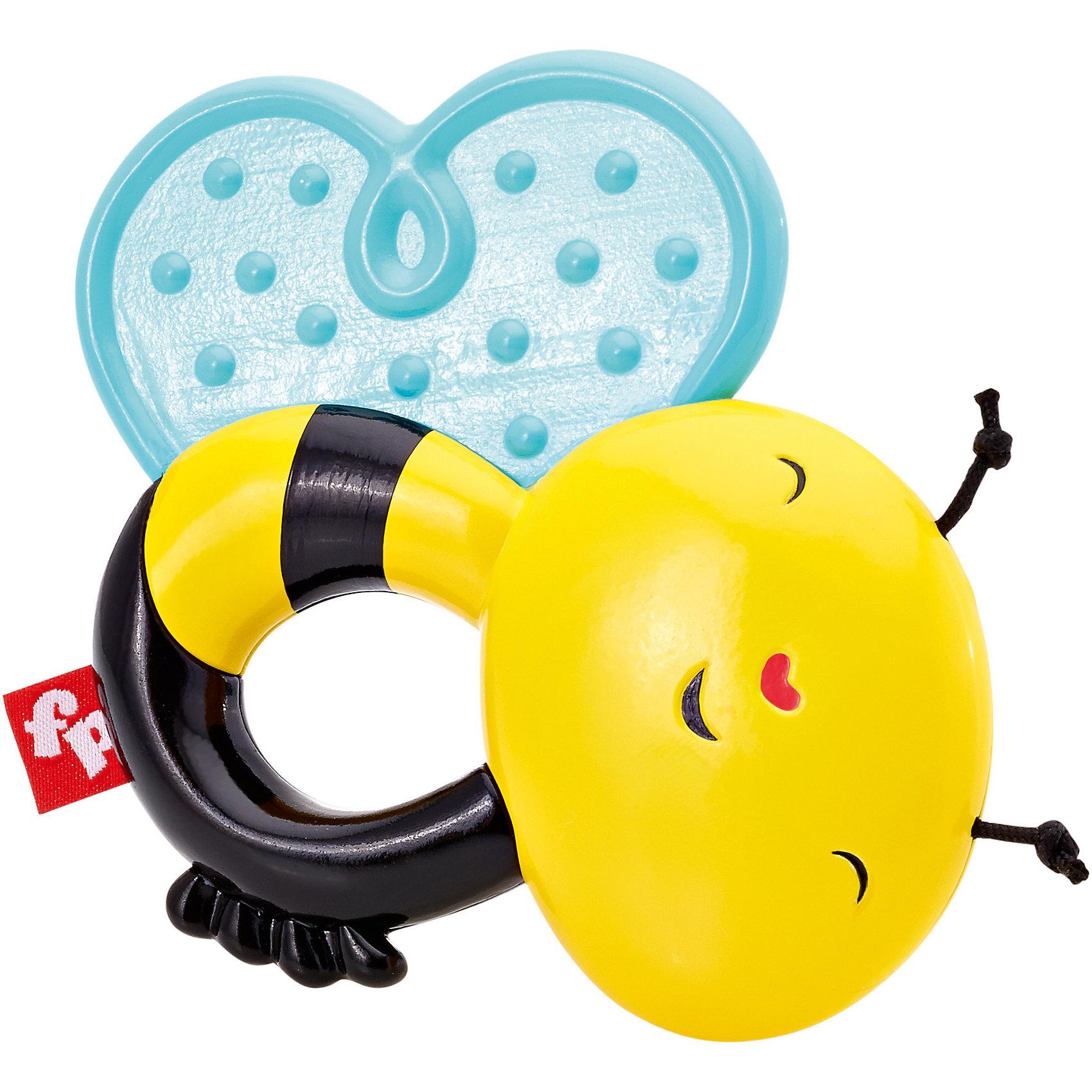 Mattel Прорезыватель Пчелка, Fisher Price фишер прайс ударяй и играй