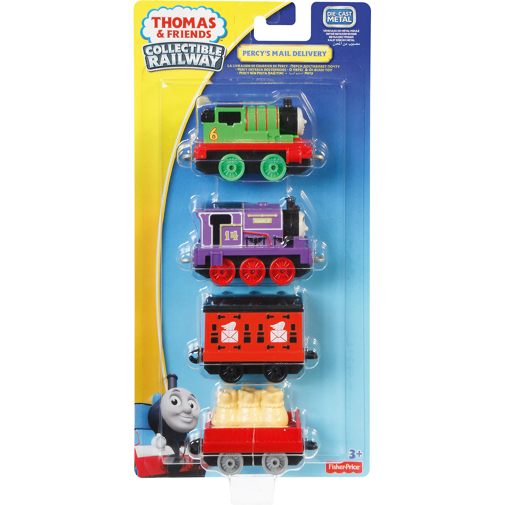 Паровозик, Томас и его друзья от myToys