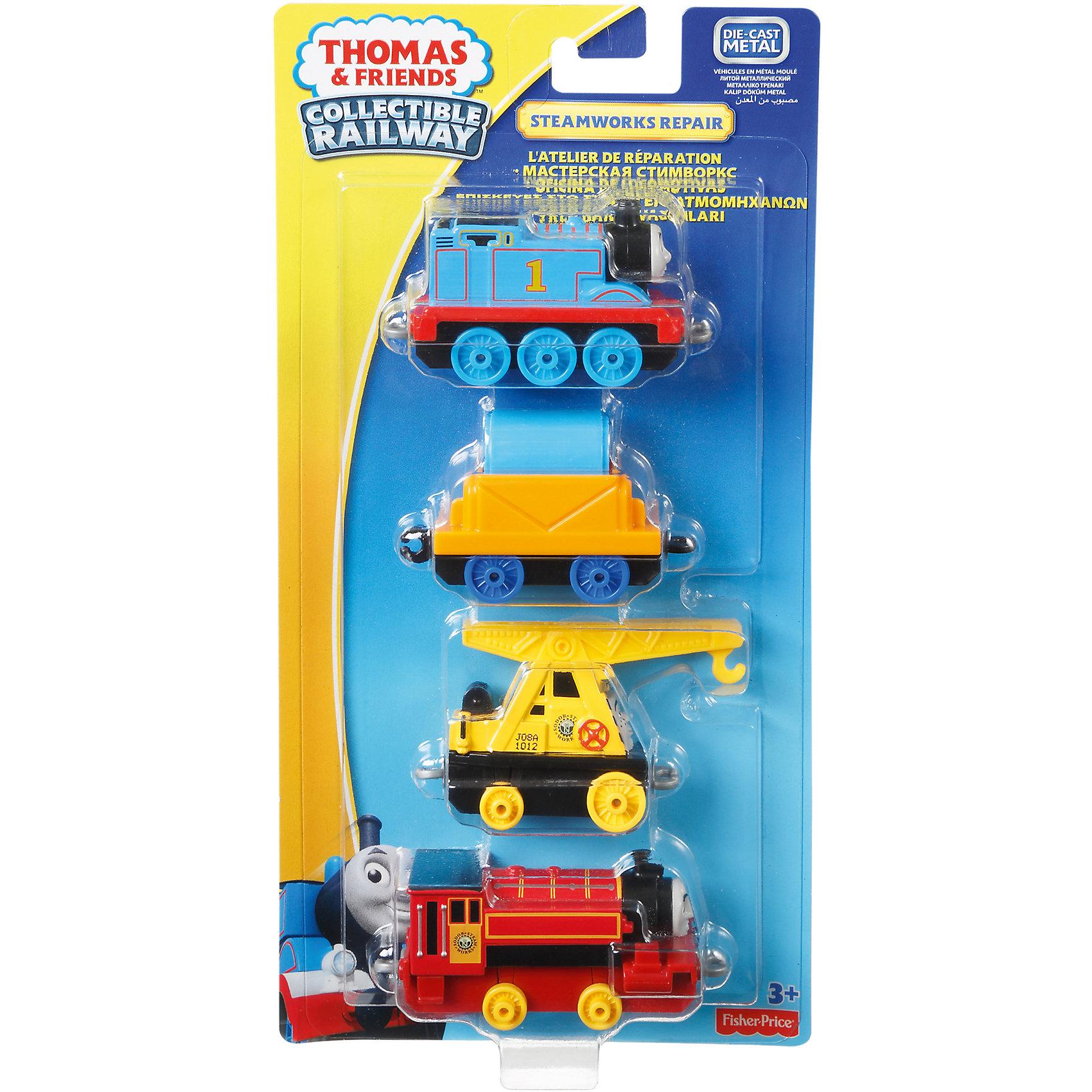 Игровой набор, Томас и его друзья от myToys