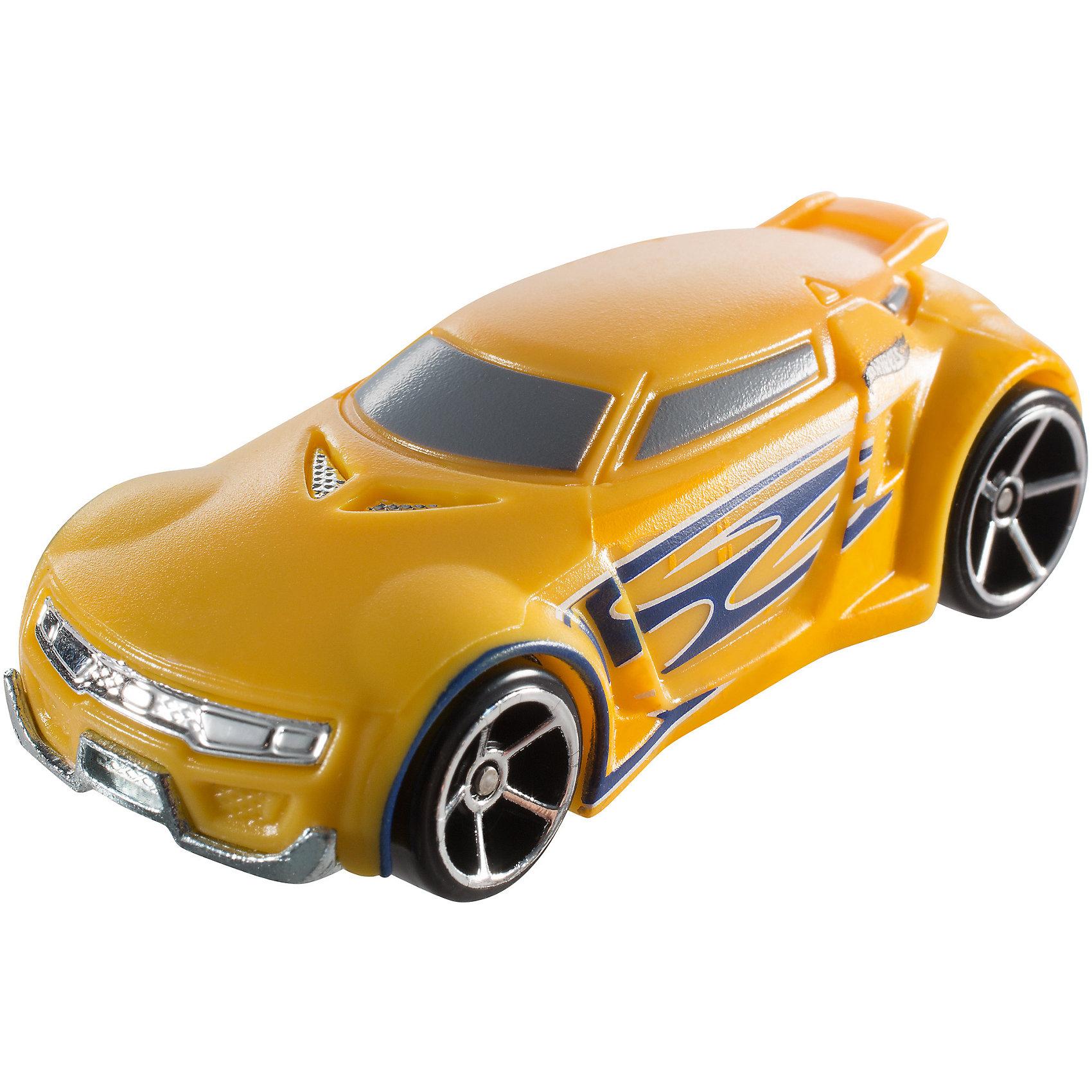 Меняющая цвет машинка COLOR SHIFTERS, Hot WheelsМашинки Hot Wheels радуют своих фанатов новыми моделями. Теперь Вашему малышу будет еще увлекательнее играть, ведь машинки серии Color Shifters меняют цвет! Нужно всего лишь подставить модель под струю воды, и Ваш мальчик увидит, как машина меняет цвет.<br><br>Дополнительная информация:<br><br>- возраст: от 3 лет.<br>- материал: металл, пластик.<br>- размер упаковки: 12*11*3 см.<br>- бренд: Mattel<br>- страна обладатель бренда: США.<br><br>Меняющую цвет машинку COLOR SHIFTERS, Hot Wheels (Хот вилс), можно купить в нашем магазине.<br><br>Ширина мм: 166<br>Глубина мм: 126<br>Высота мм: 32<br>Вес г: 47<br>Возраст от месяцев: 36<br>Возраст до месяцев: 84<br>Пол: Мужской<br>Возраст: Детский<br>SKU: 5047654