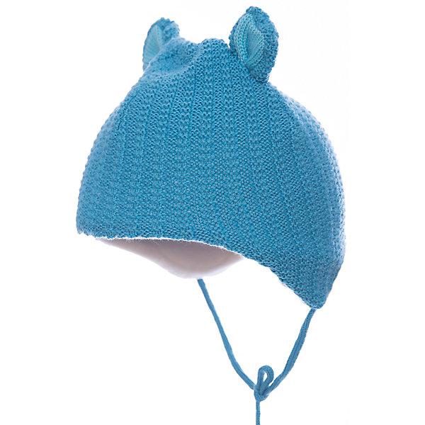 Шапка JanusШапочки<br>Шапка Janus<br>Теплая шапка, надежно защищающая головку и ушки малыша на прогулках, – обязательный элемент детской одежды в холодное время года. Плотная шерстяная шапочка из 100%-ной шерсти мериноса на подкладке из хлопкового трикотажа отвечает самым строгим требованиям заботливых родителей. Она гигроскопична, гипоаллергенна, обладает антибактериальным эффектом и прекрасно сохраняет тепло. <br><br>Благодаря завязкам шапочка плотно прилегает к головке ребенка, защищая ее от холодного ветра и мороза. А разнообразие цветовых вариантов позволит вам подобрать изделие на свой вкус. <br><br>Ребенку обязательно понравится его новая, легкая и теплая шерстяная шапочка с имитацией ушек.  Вам останется только завязать ее под подбородком малыша и отправиться вместе с ним на увлекательную зимнюю прогулку<br><br>Состав:<br>100% шерсть, подкладка 100% хлопок<br><br>Ширина мм: 89<br>Глубина мм: 117<br>Высота мм: 44<br>Вес г: 155<br>Цвет: синий<br>Возраст от месяцев: 12<br>Возраст до месяцев: 24<br>Пол: Мужской<br>Возраст: Детский<br>Размер: 47-49,49-51<br>SKU: 5048666