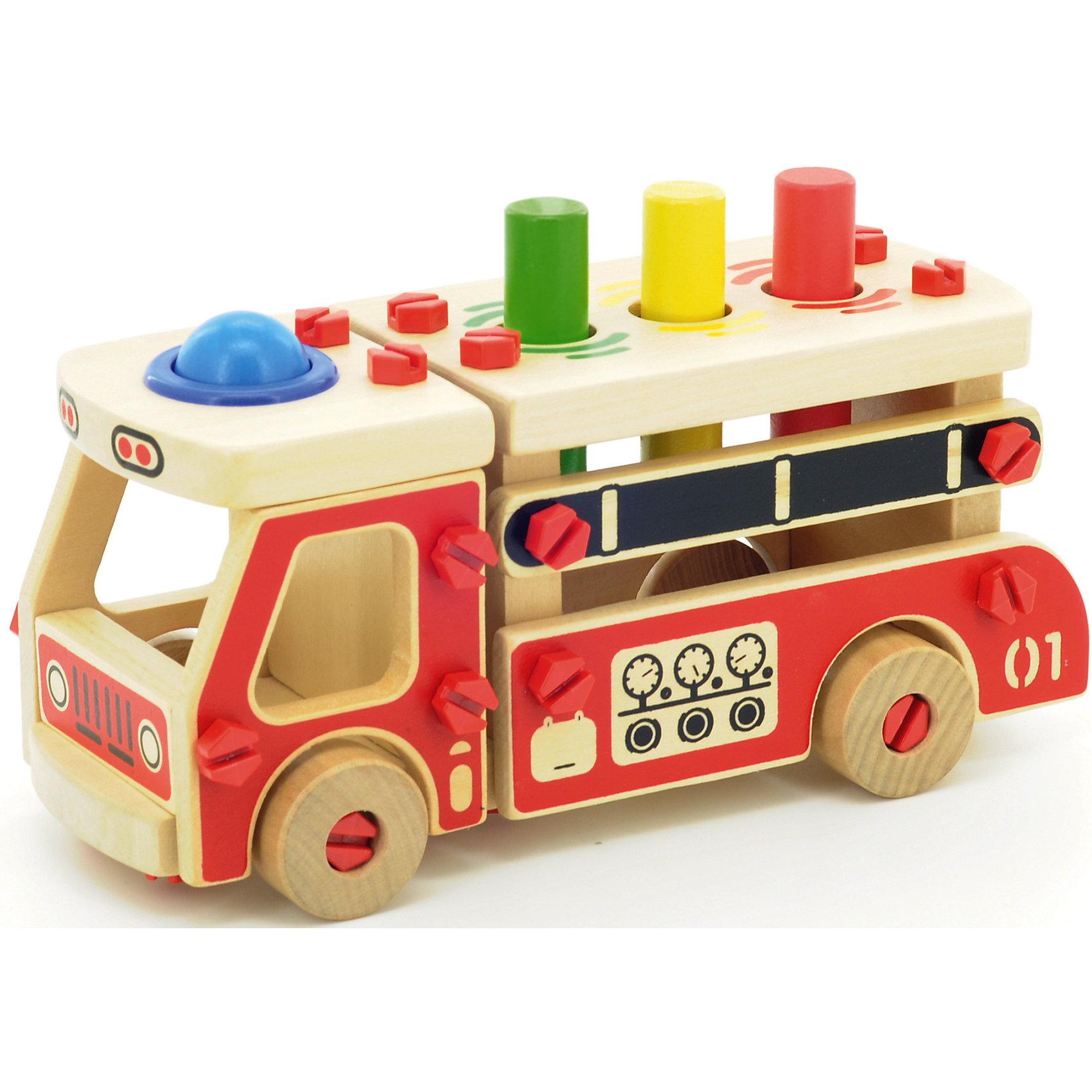 Конструктор Машина, МДИКонструкторы для малышей<br>Характеристики товара:<br><br>- цвет: разноцветный;<br>- материал: дерево;<br>- особенности: помогает развитию важных навыков;<br>- комплектация: детали машины;<br>- размер упаковки: 31х13х13 см;<br>- вес: 880 г.<br><br>Развивать навыки ребенка можно в любом возрасте! Эта обучающая игрушка поможет малышу в игровой форме научиться многому. Игрушка очень качественно выполнена, поэтому она станет отличным подарком ребенку. Она состоит из деталей, которые собираются в машину. Такое изделие отлично тренирует у ребенка разные навыки. Играя с ней, малыш осваивает счет, развивает мелкую моторику, цветовосприятие, внимание, воображение и творческое мышление.<br>Изделие произведено из высококачественного материала, безопасного для детей.<br><br>Конструктор Машина от бренда Мир деревянных игрушек можно купить в нашем интернет-магазине.<br><br>Ширина мм: 31<br>Глубина мм: 13<br>Высота мм: 13<br>Вес г: 883<br>Возраст от месяцев: 36<br>Возраст до месяцев: 2147483647<br>Пол: Унисекс<br>Возраст: Детский<br>SKU: 5048948