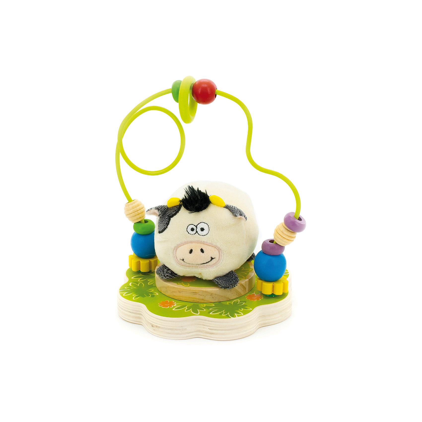 Лабиринт Буренка, МДИРазвивающие игрушки<br>Характеристики товара:<br><br>- цвет: разноцветный;<br>- материал: дерево, металл, текстиль;<br>- особенности: помогает развитию важных навыков;<br>- комплектация: основа, мелкие детали;<br>- размер упаковки: 21х19х16 см;<br>- вес: 550 г.<br><br>Развивать навыки ребенка можно в любом возрасте! Эта обучающая игрушка поможет малышу в игровой форме научиться многому. Игрушка очень качественно выполнена, поэтому она станет отличным подарком ребенку. Она состоит из основы и мелких неснимающихся деталей, которые можно двигать. Такое изделие отлично тренирует у ребенка разные навыки. Играя с ней, малыш осваивает счет, развивает мелкую моторику, цветовосприятие, внимание, воображение и творческое мышление.<br>Изделие произведено из высококачественного материала, безопасного для детей.<br><br>Лабиринт Буренка от бренда Мир деревянных игрушек можно купить в нашем интернет-магазине.<br><br>Ширина мм: 19<br>Глубина мм: 16<br>Высота мм: 21<br>Вес г: 550<br>Возраст от месяцев: 36<br>Возраст до месяцев: 2147483647<br>Пол: Унисекс<br>Возраст: Детский<br>SKU: 5048956