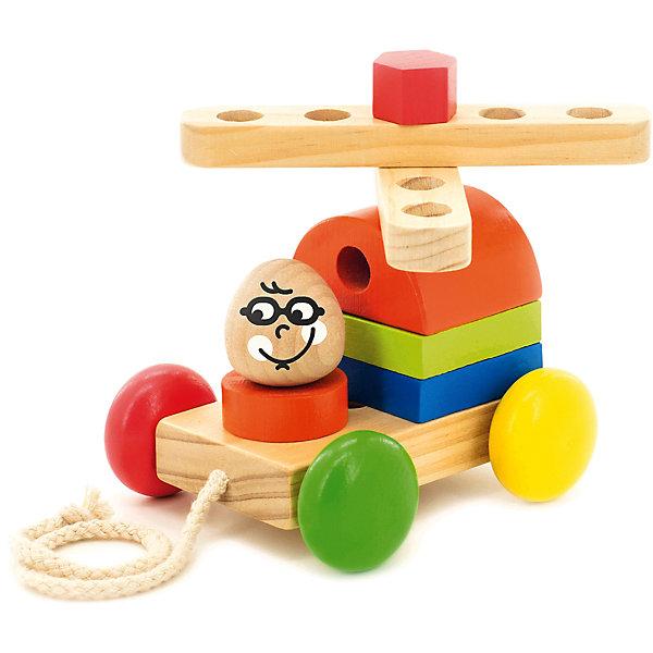 Конструктор Вертолет, МДИМДИ (Мир деревянных игрушек)<br>Характеристики товара:<br><br>- цвет: разноцветный;<br>- материал: дерево;<br>- особенности: помогает развитию важных навыков;<br>- комплектация: детали вертолета;<br>- размер упаковки: 12х12х13 см;<br>- вес: 280 г.<br><br>Развивать навыки ребенка можно в любом возрасте! Эта обучающая игрушка поможет малышу в игровой форме научиться многому. Игрушка очень качественно выполнена, поэтому она станет отличным подарком ребенку. Она состоит из деталей, которые собираются в вертолет. Такое изделие отлично тренирует у ребенка разные навыки. Играя с ней, малыш осваивает счет, развивает мелкую моторику, цветовосприятие, внимание, воображение и творческое мышление.<br>Изделие произведено из высококачественного материала, безопасного для детей.<br><br>Конструктор Вертолет от бренда Мир деревянных игрушек можно купить в нашем интернет-магазине.<br>Ширина мм: 13; Глубина мм: 12; Высота мм: 12; Вес г: 280; Возраст от месяцев: 36; Возраст до месяцев: 2147483647; Пол: Унисекс; Возраст: Детский; SKU: 5048962;