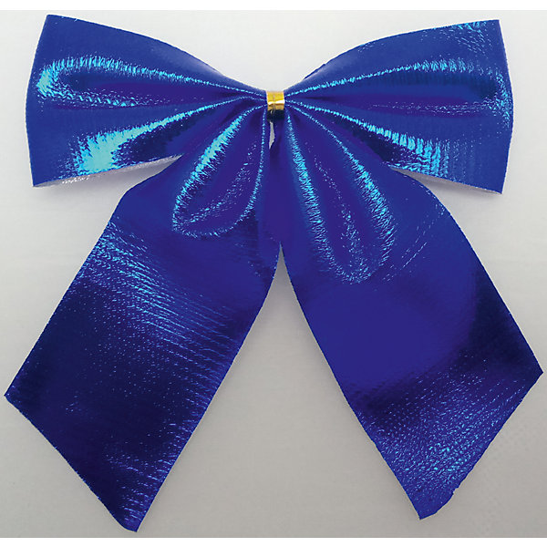 Набор синих метализированных бантов, 4 штНовогодняя мишура и бусы<br>Банты металлизированные синий 4 банта 10см арт.16046  Бант выполнен из нейлона и предназначен для оформления подарочных коробок, пакетов. Кроме того, декоративный бант прекрасно для оформления праздничной елки и интерьера.<br><br>Ширина мм: 290<br>Глубина мм: 160<br>Высота мм: 10<br>Вес г: 180<br>Возраст от месяцев: 72<br>Возраст до месяцев: 480<br>Пол: Унисекс<br>Возраст: Детский<br>SKU: 5051620