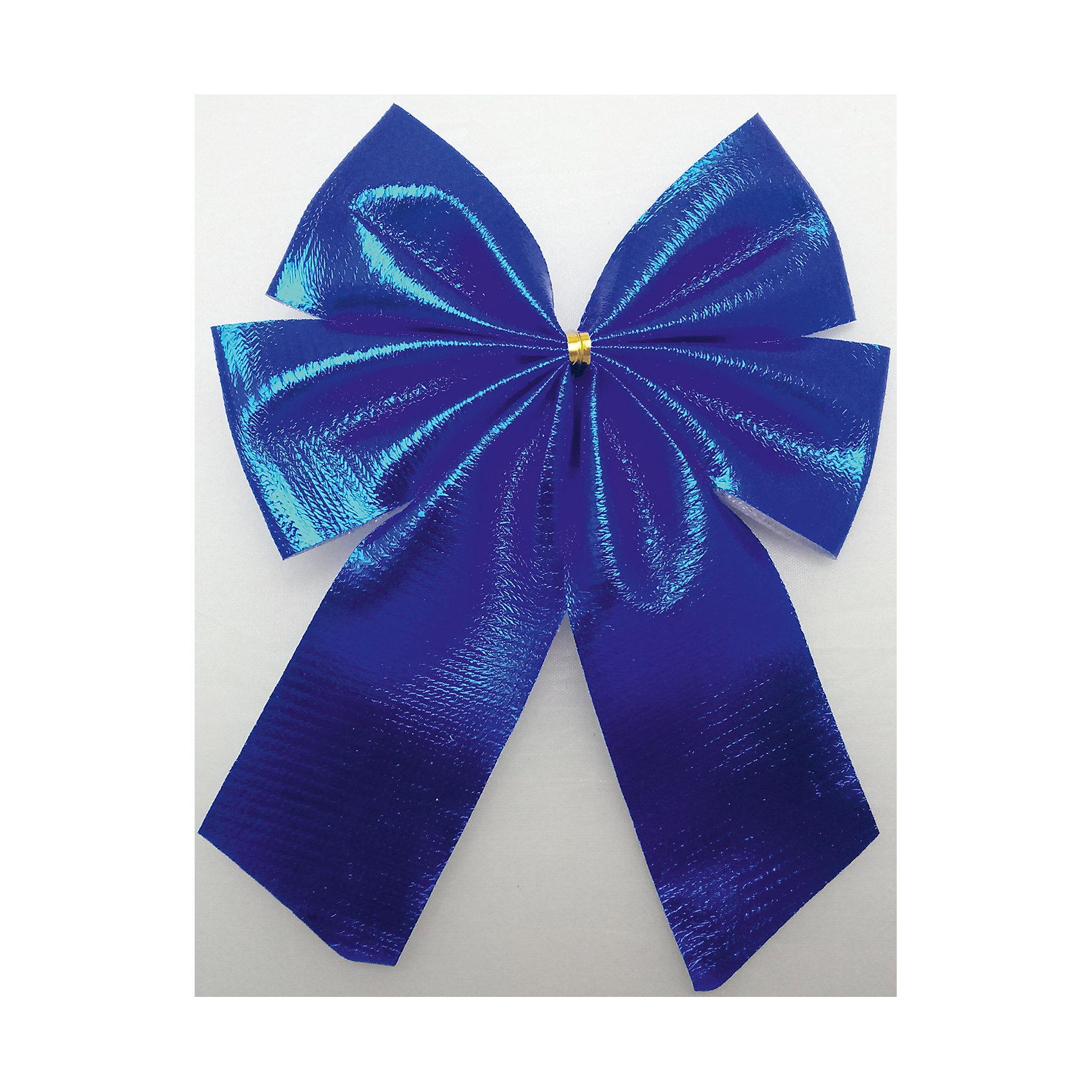 Набор синих метализированных бантов, 3 шт * 11 смБанты металлизированные синий 3 банта 11см арт.16050  Бант выполнен из нейлона и предназначен для оформления подарочных коробок, пакетов. Кроме того, декоративный бант прекрасно для оформления праздничной елки и интерьера.<br><br>Ширина мм: 290<br>Глубина мм: 170<br>Высота мм: 10<br>Вес г: 100<br>Возраст от месяцев: 72<br>Возраст до месяцев: 480<br>Пол: Унисекс<br>Возраст: Детский<br>SKU: 5051624