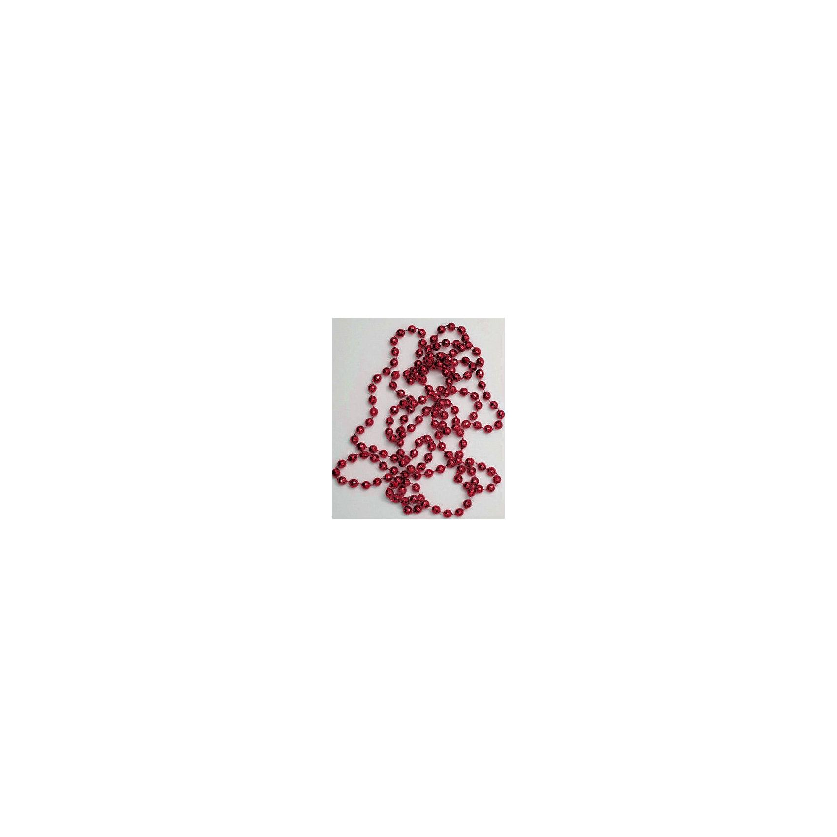 Гирлянда конфета красная, 270 смВсё для праздника<br>Характеристики товара:<br><br>• цвет: красный<br>• длина: 270 см<br>• размер упаковки: 105х28х1 см<br>• комплектация: 1 шт<br>• материал: полимер<br>• для украшения интерьера <br>• страна производства: Китай<br><br>Новогодний антураж трудно представить без гирлянды! Это блестящее украшение будет отлично смотреться в окружении любой цветовой гаммы, оно качественно выполнено и нарядно смотрится. С помощью такой гирлянды можно оригинально декорировать квартиру к празднику или украсить ёлку.<br>Такие небольшие детали и создают праздник! От них во многом зависит хорошее новогоднее настроение. Изделие производится из качественных сертифицированных материалов, безопасных даже для самых маленьких.<br><br>Украшение Гирлянда конфета красная, 270 см можно купить в нашем интернет-магазине.<br><br>Ширина мм: 105<br>Глубина мм: 10<br>Высота мм: 280<br>Вес г: 400<br>Возраст от месяцев: 72<br>Возраст до месяцев: 480<br>Пол: Унисекс<br>Возраст: Детский<br>SKU: 5051637