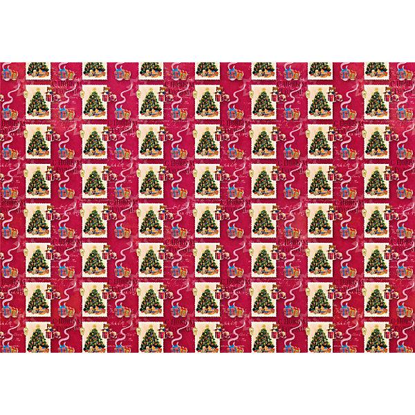 Новогодняя упаковочная бумага в рулонах Елка с подарками красная, полноцветная 100x70смНовогодняя упаковочная бумага<br>Бумага Упаковочная новогодняя в рулонах елка с подарками красная, полноцветная 100x70см арт.16252 Новогодняя упаковка - это праздничное настроение и яркие эмоции, предвкушение новогоднего подарка  и просто сказочный настрой на время новогоднего шоппинга.<br><br>Ширина мм: 700<br>Глубина мм: 1000<br>Высота мм: 20<br>Вес г: 300<br>Возраст от месяцев: 72<br>Возраст до месяцев: 480<br>Пол: Унисекс<br>Возраст: Детский<br>SKU: 5051704