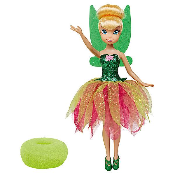 Кукла Фея-Делюкс, 23 см, с резинкой для пучкаКуклы<br>Характеристики товара:<br><br>- цвет: разноцветный;<br>- материал: пластик, текстиль;<br>- особенности: с резинкой для пучка;<br>- размер упаковки: 6 х 33 х 20 см;<br>- размер куклы: 23 см.<br><br>Такие красивые куклы не оставят ребенка равнодушным! Какая девочка откажется поиграть с куклой в виде любимой героини - феи из мультфильма?! Игрушка отлично детализирована, очень качественно выполнена, поэтому она станет отличным подарком ребенку. В наборе идет платье, которое преврашается в резинку для волос, которую можно полноценно использовать!<br>Изделие произведено из высококачественного материала, безопасного для детей.<br><br>Куклу Фея-Делюкс, 23 см, с резинкой для пучка можно купить в нашем интернет-магазине.<br>Ширина мм: 210; Глубина мм: 330; Высота мм: 70; Вес г: 368; Возраст от месяцев: 36; Возраст до месяцев: 2147483647; Пол: Женский; Возраст: Детский; SKU: 5051997;